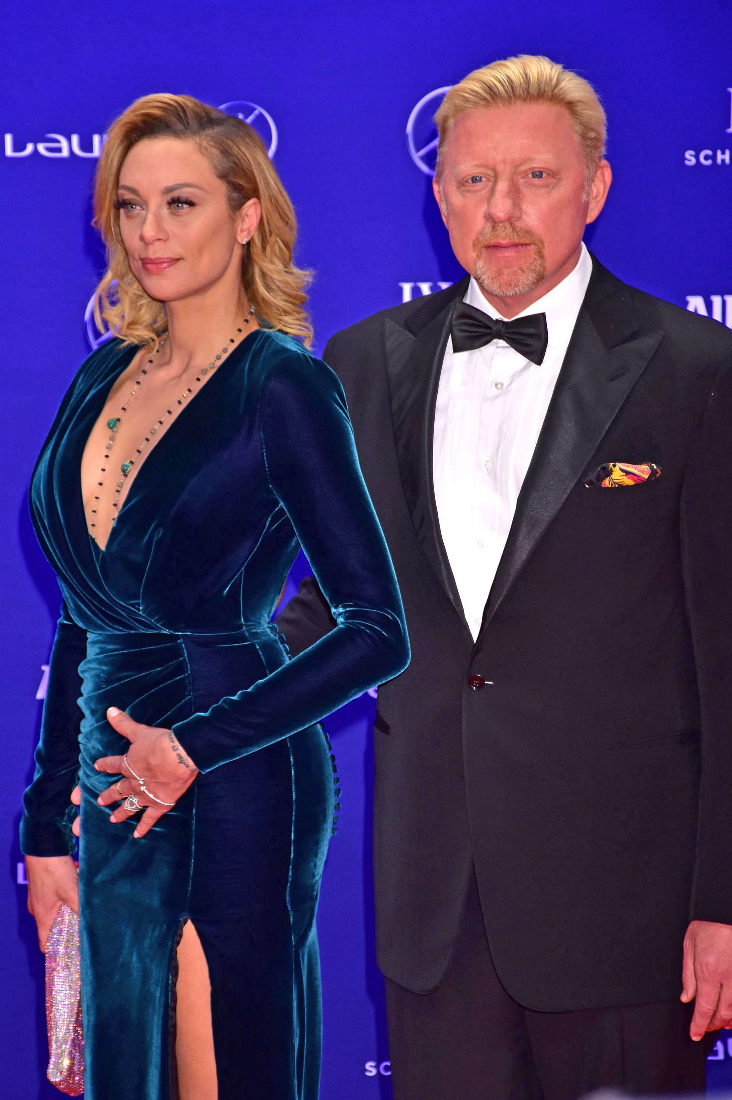 Lilly Becker Laureus World Sports Awards in Berlin