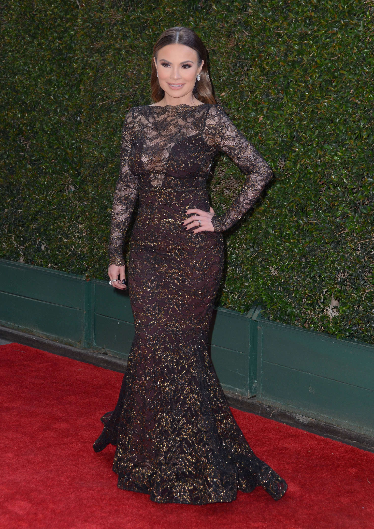 Lilly Melgar Annual Daytime Creative Arts Emmy Awards in Los Angeles