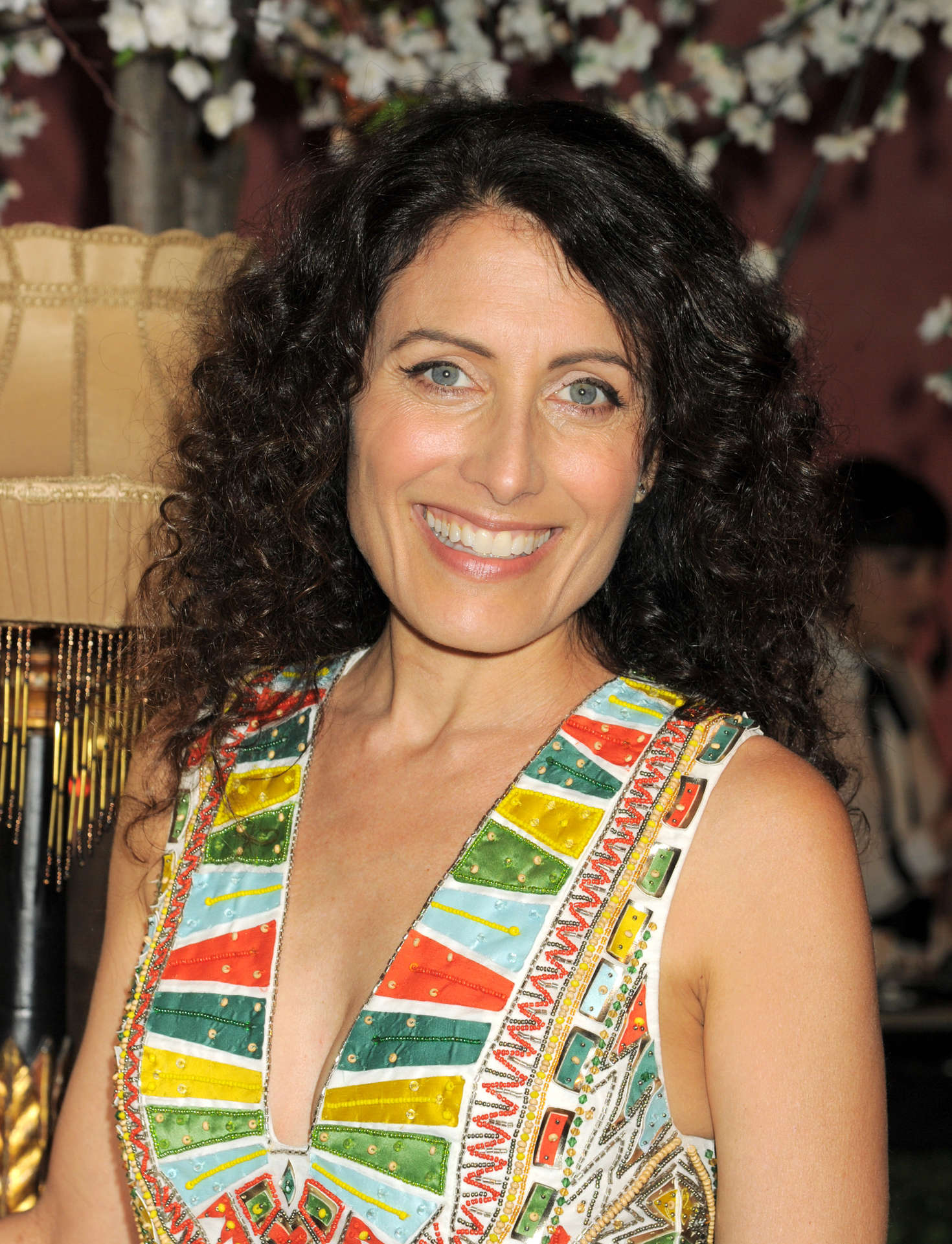 Lisa Edelstein Alice Olivia Fashion Show in Los Angeles