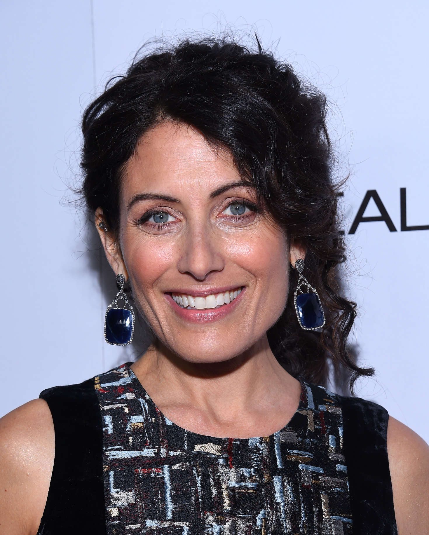 Lisa Edelstein Marie Claire Image Maker Awards in Los Angeles