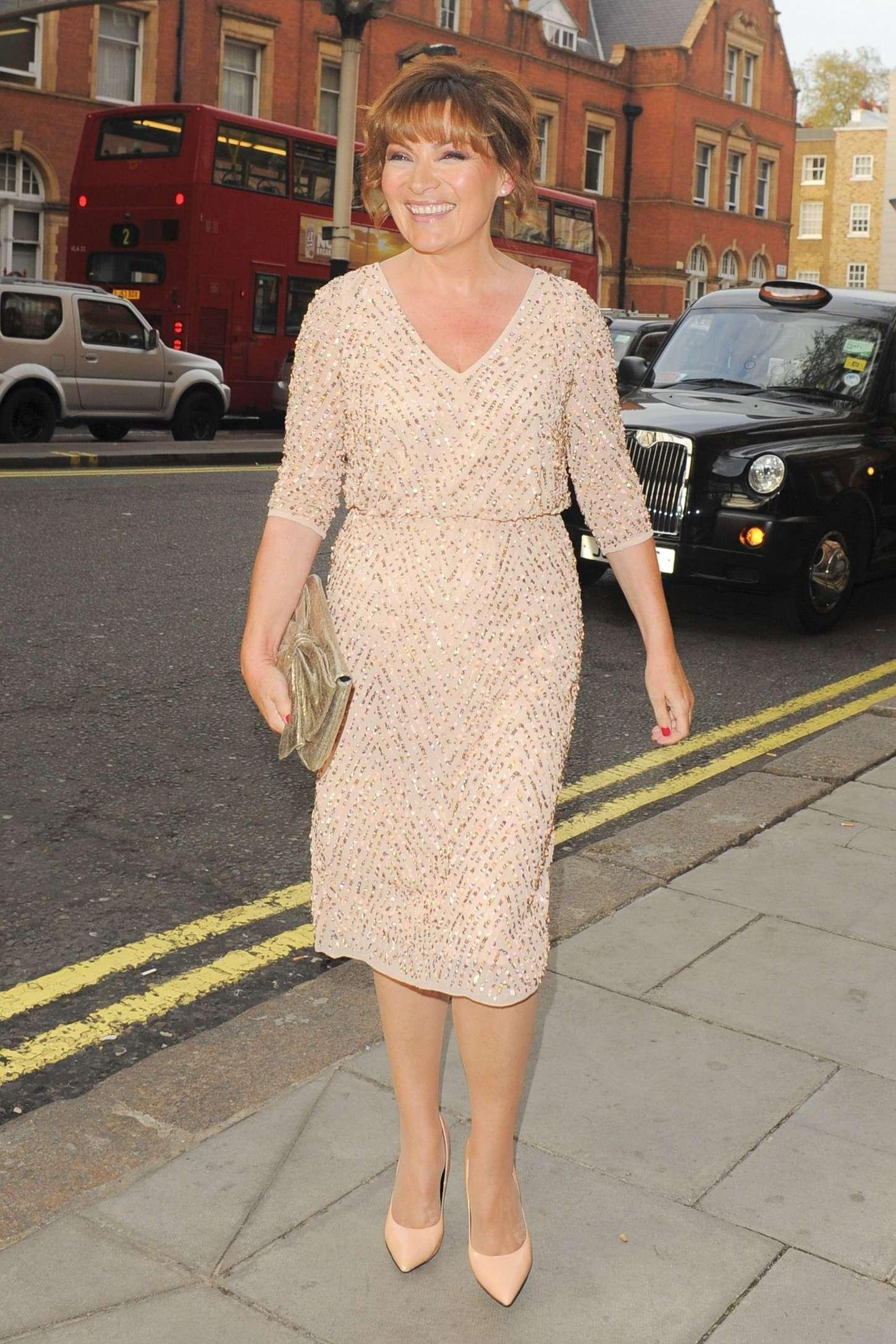 Lorraine Kelly LGBT Awards in London