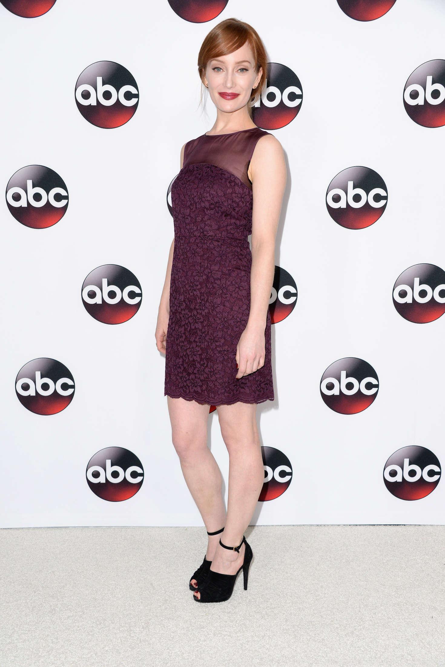 Lotte Verbeek Disney/ABC Winter TCA Press Tour in Pasadena