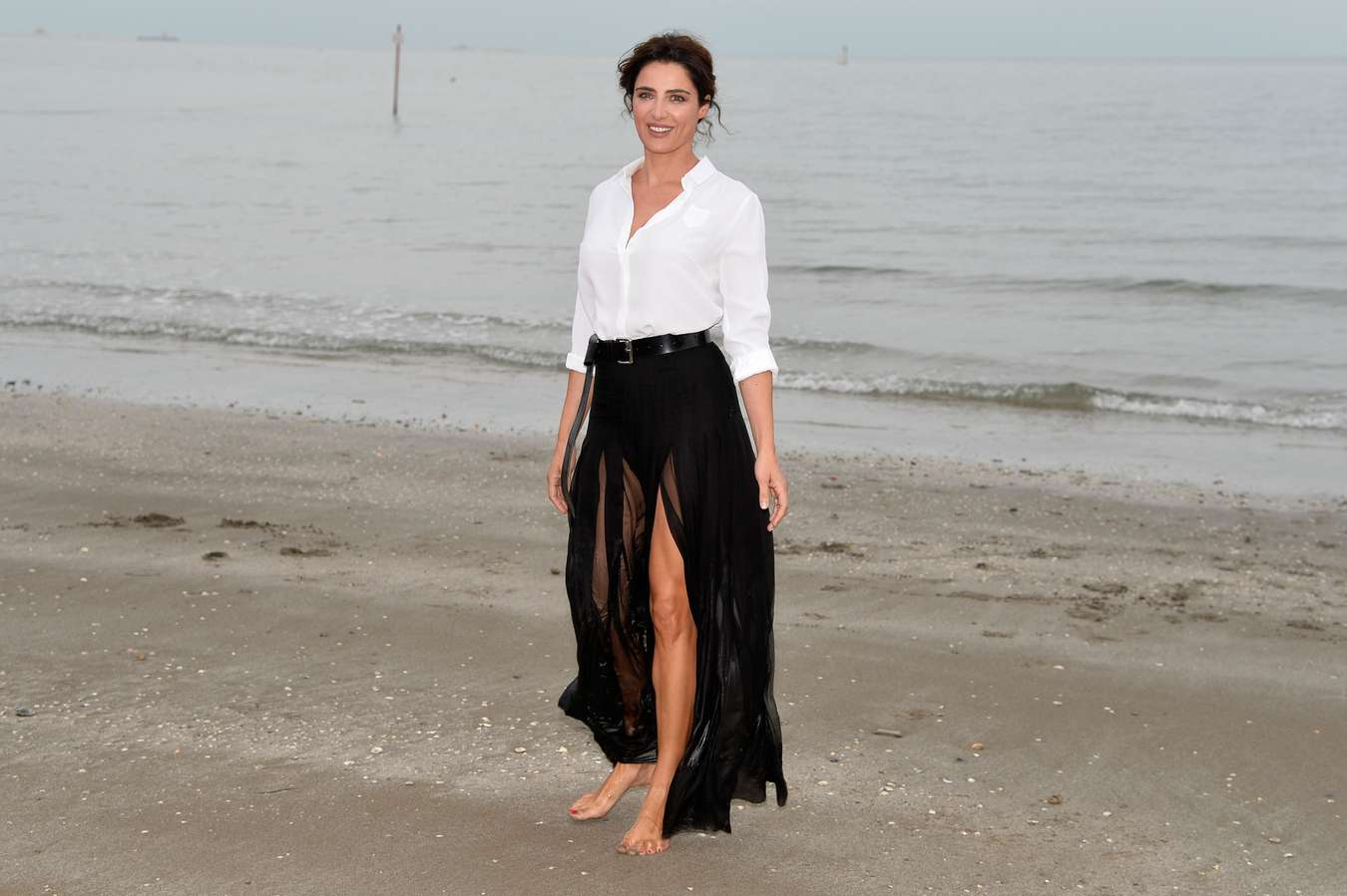 Luisa Ranieri Venice Film Festival Photocall
