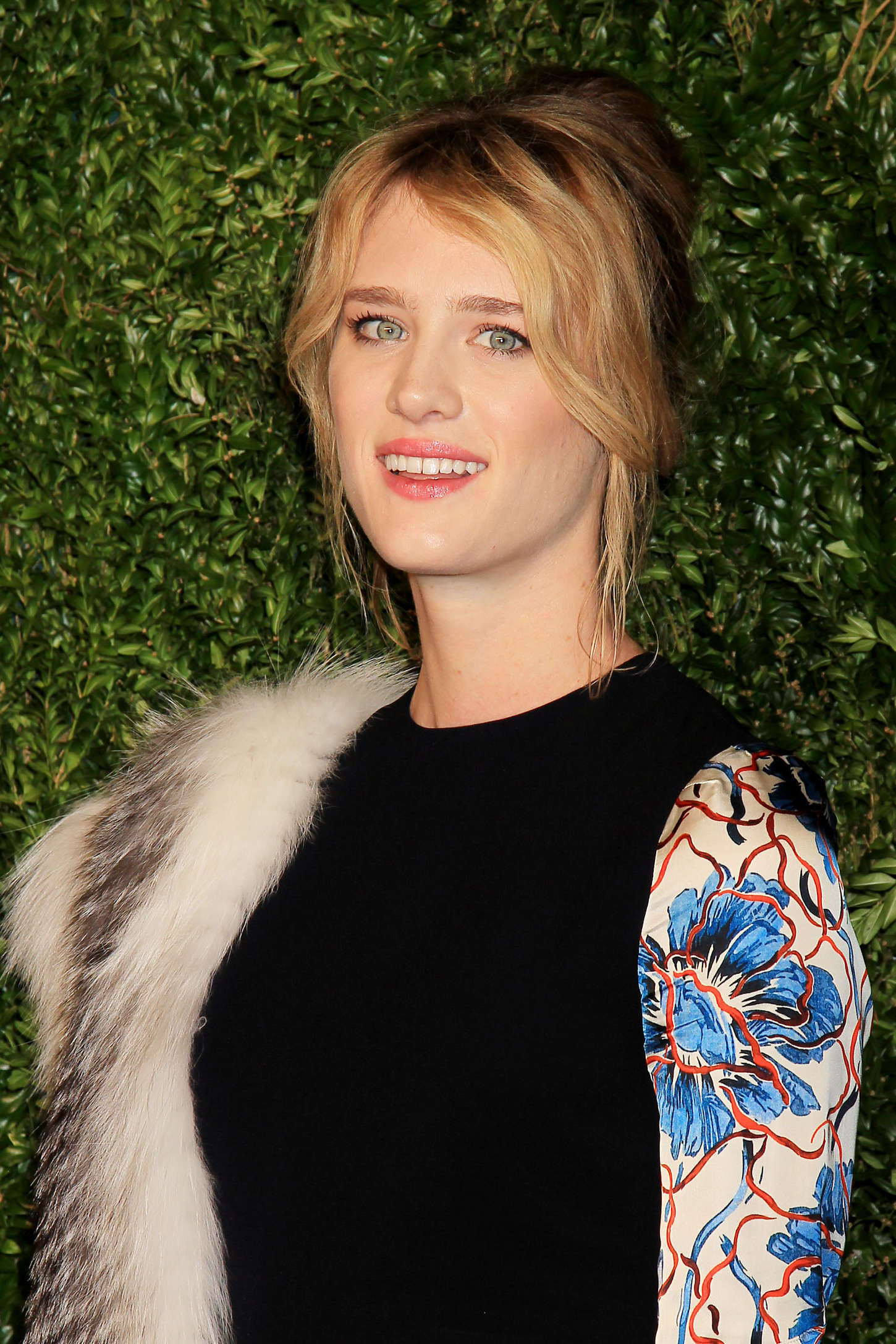Mackenzie Davis Annual CFDA/Vogue Fashion Fund Awards in New York