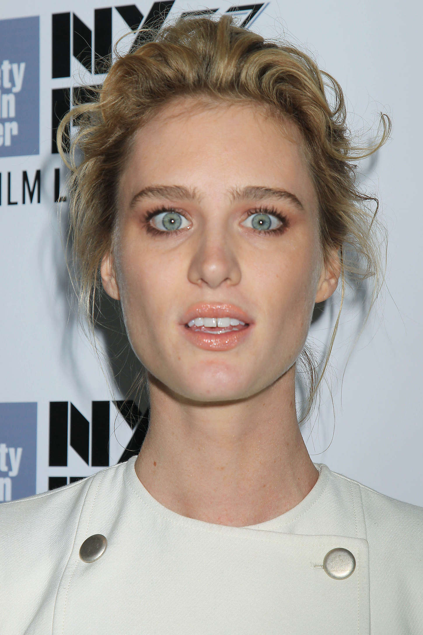 Mackenzie Davis The Martian Premiere at the New York Film Festival
