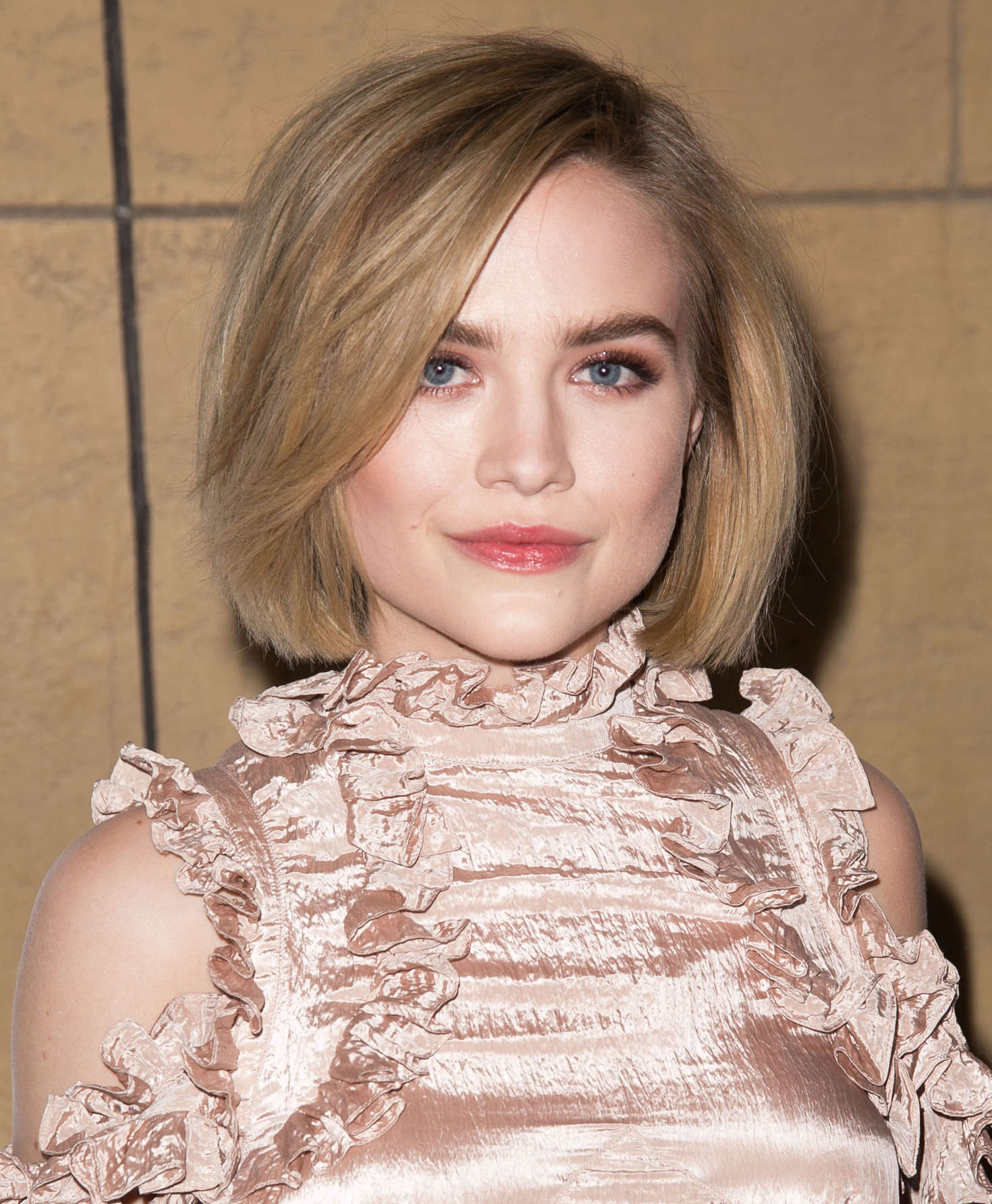 Maddie Hasson I Saw the Light Premiere in Los Angeles