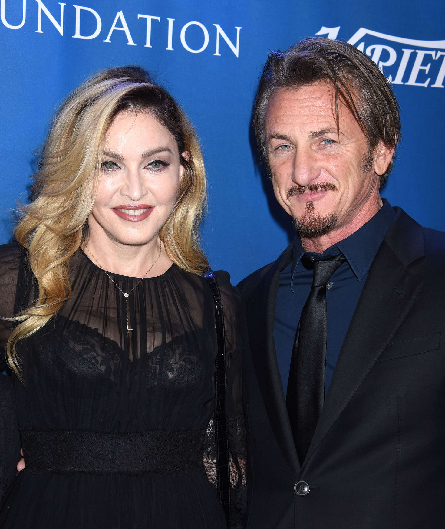 Madonna Gala Benefiting Haiti Relief in Beverly Hills