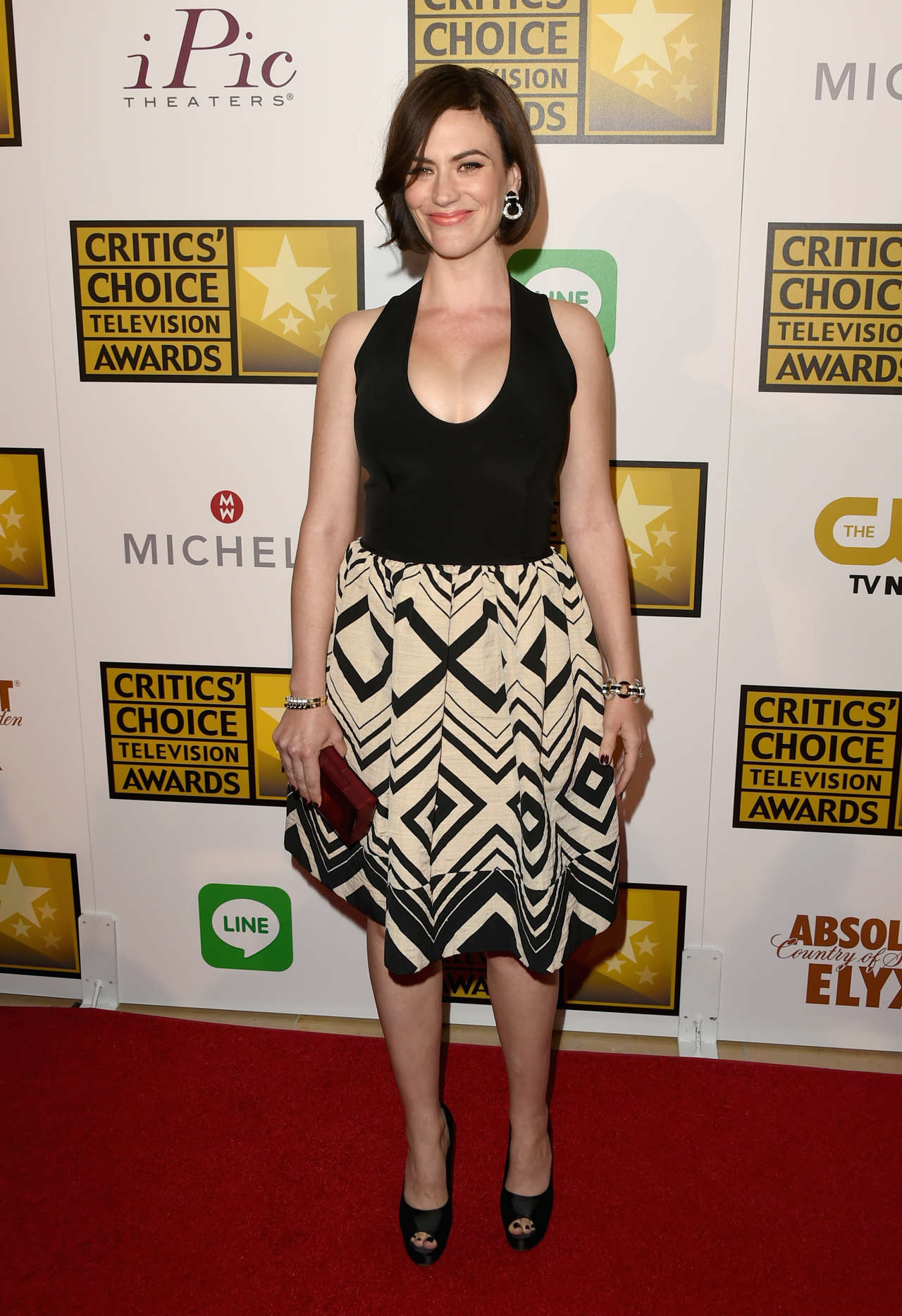 Maggie Siff Annual Critics Choice Television Awards in Beverly Hills