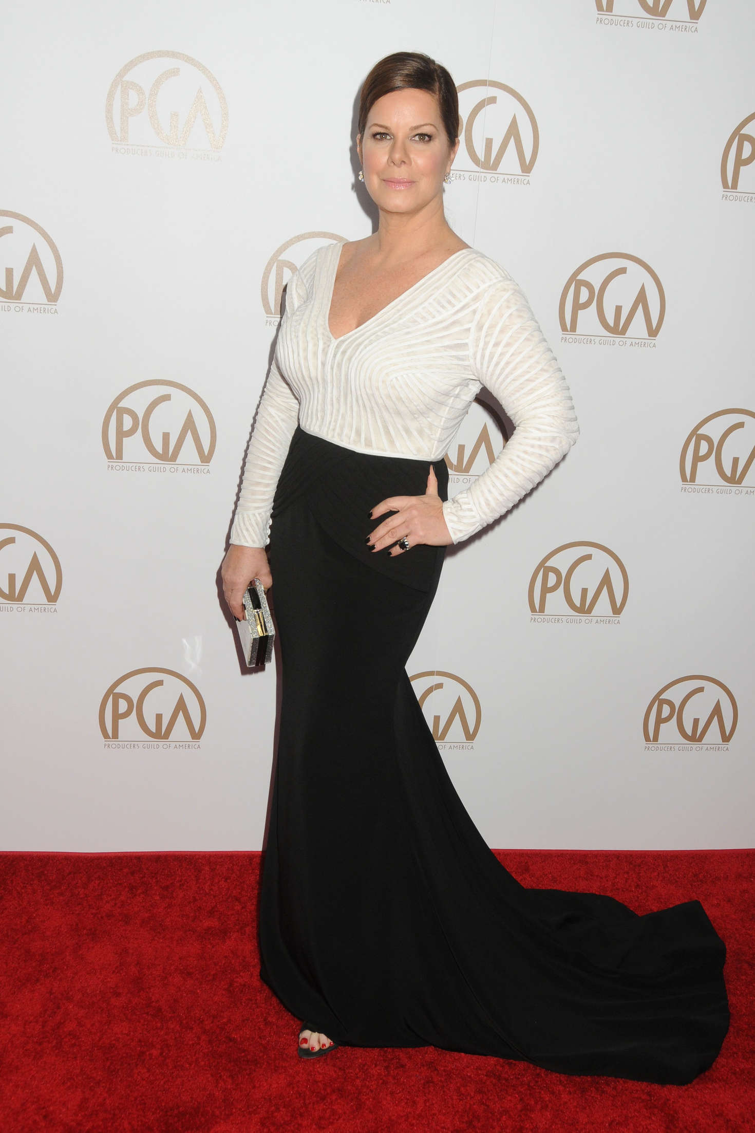 Marcia Gay Harden Annual Producers Guild of America Awards in Century City