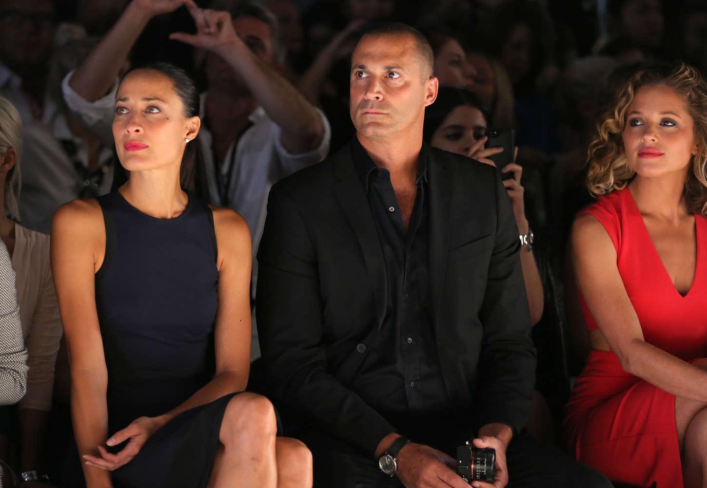 Margarita Levieva Nicole Miller Fashion Show in New York