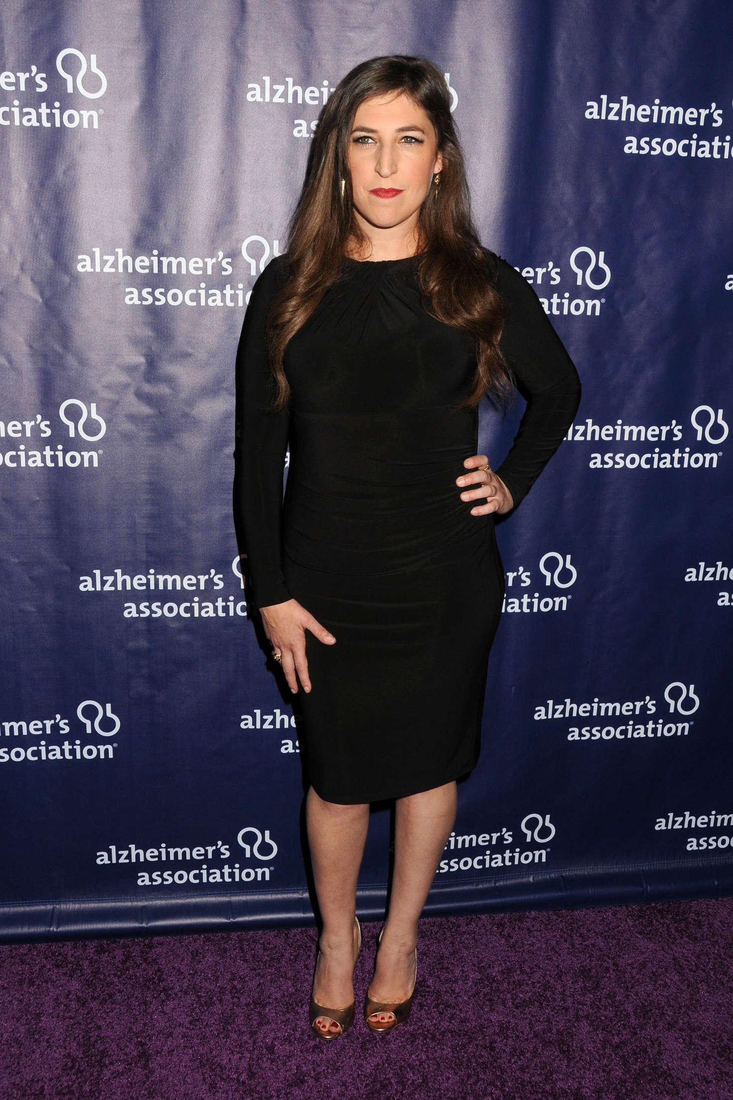 Mayim Bialik Annual A Night At Sardis Benefit Gala in Beverly Hills