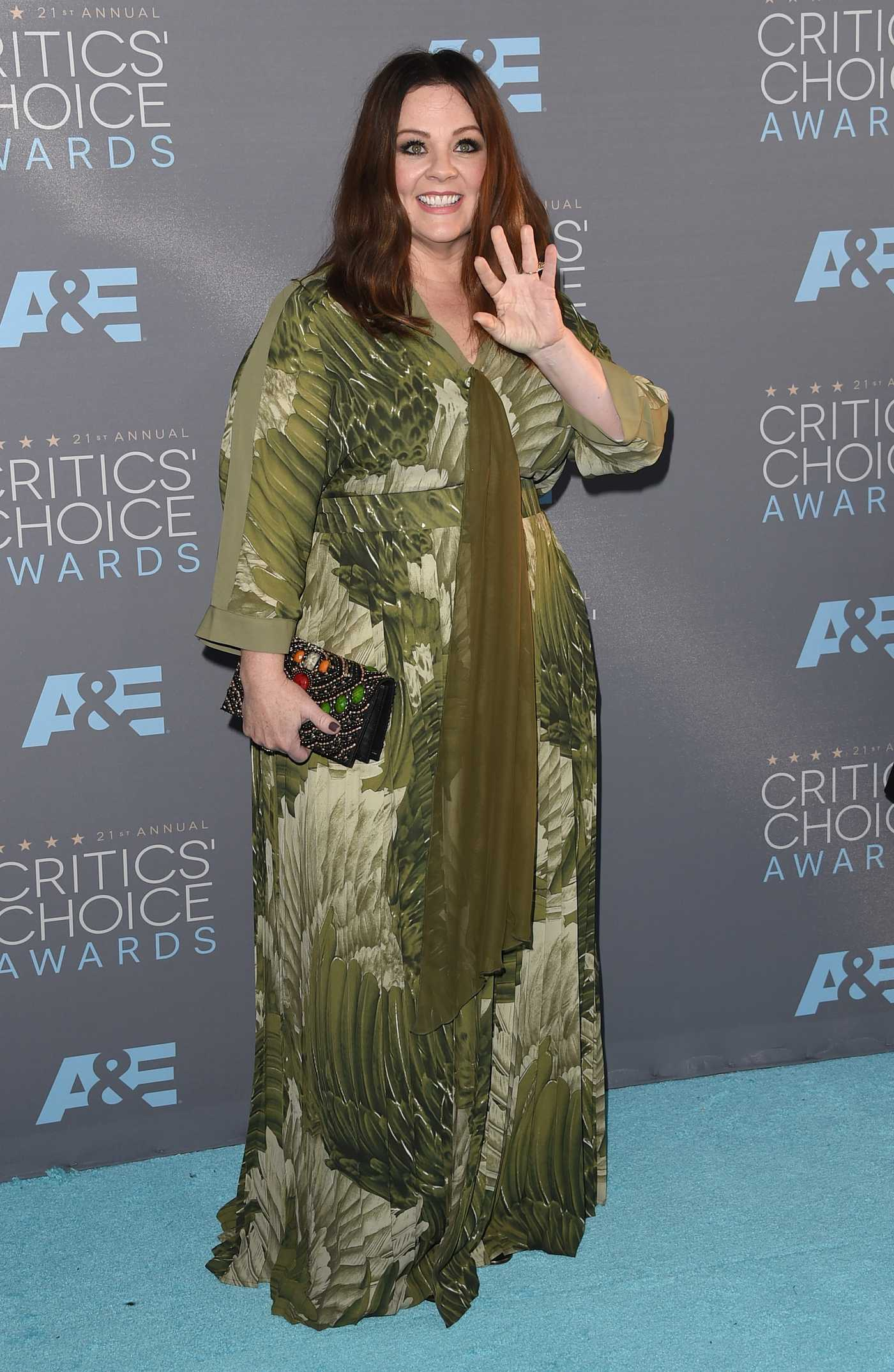 Melissa McCarthy Annual Critics Choice Awards in Santa Monica