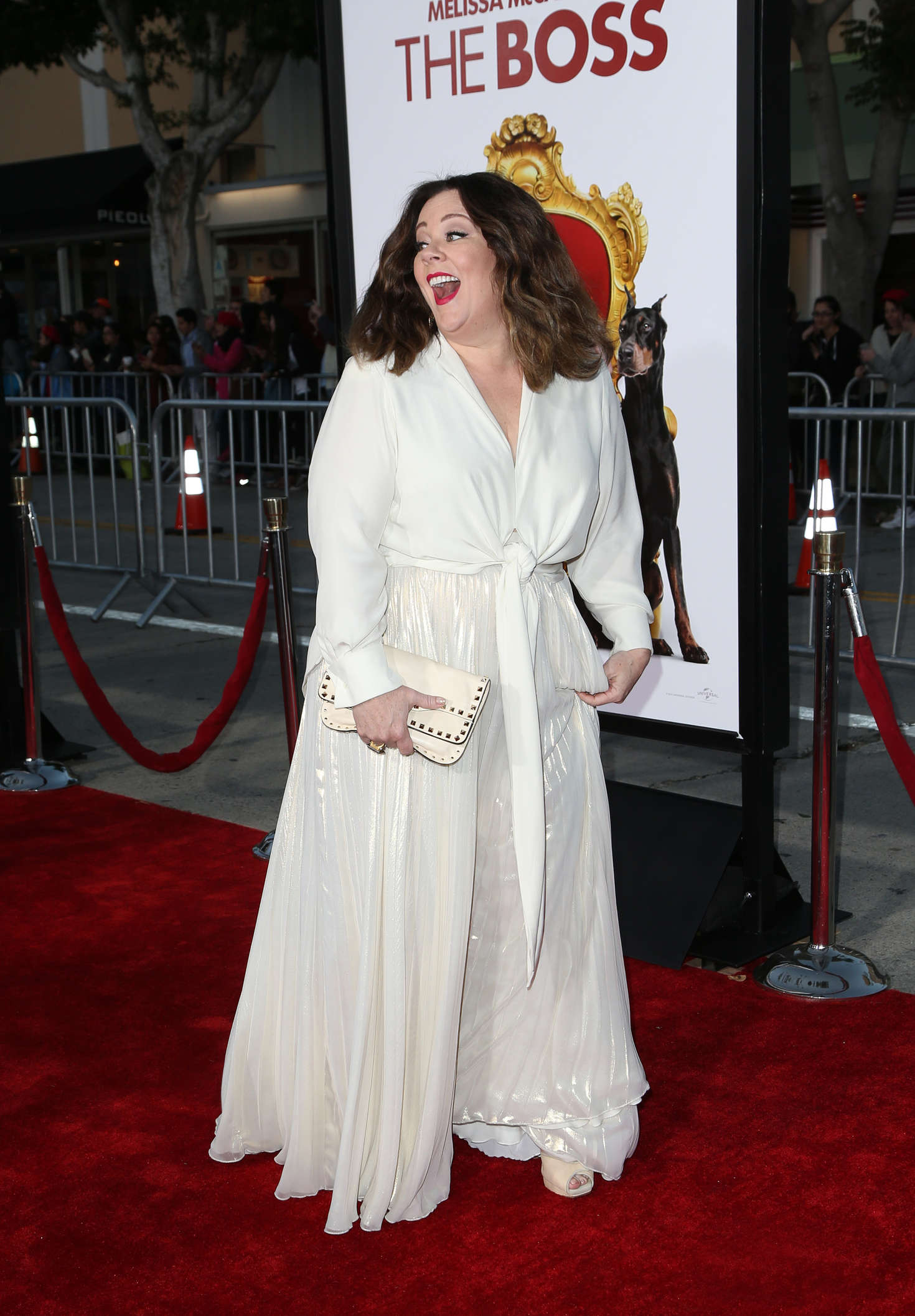 Melissa McCarthy The Boss Premiere in Los Angeles