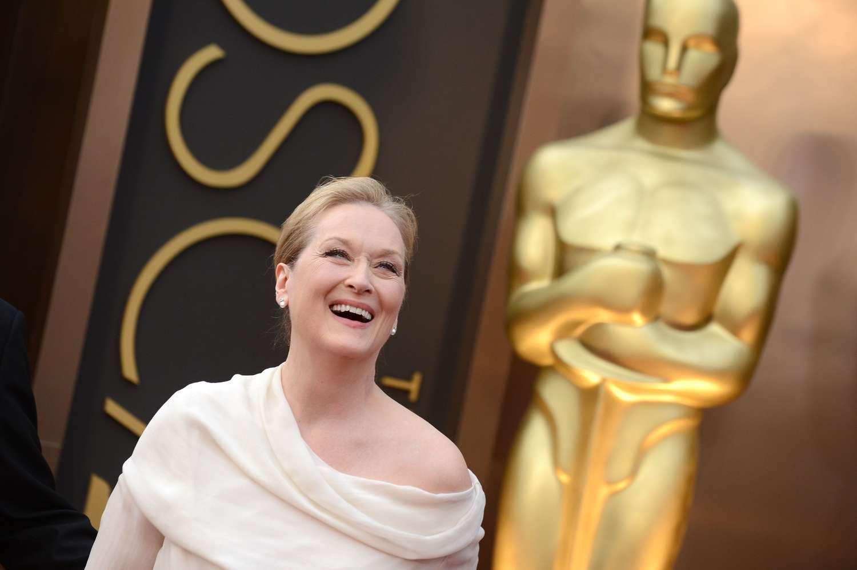Meryl Streep annual Academy Awards in Hollywood