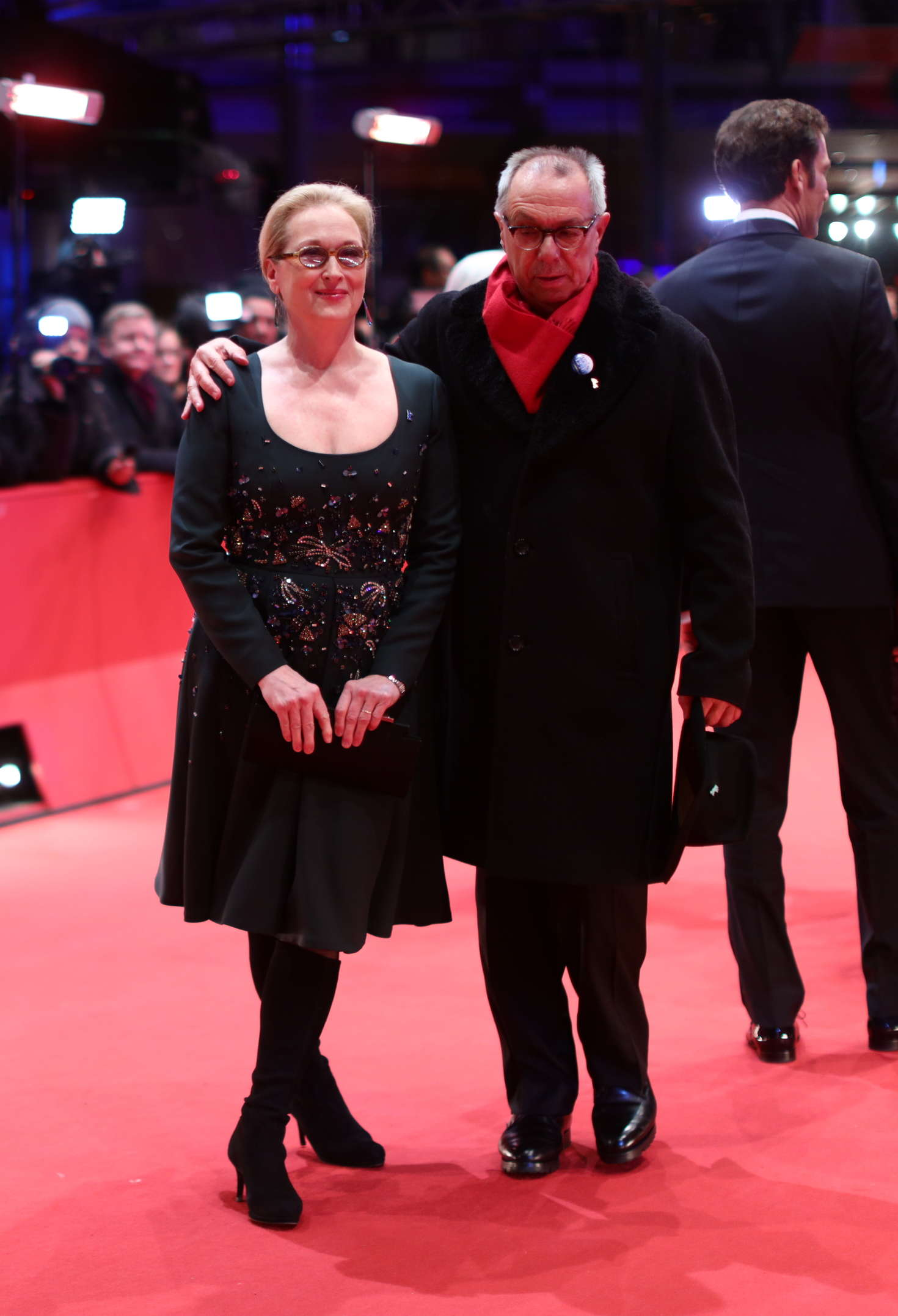 Meryl Streep Closing Ceremony of the Berlinale International Film Festival