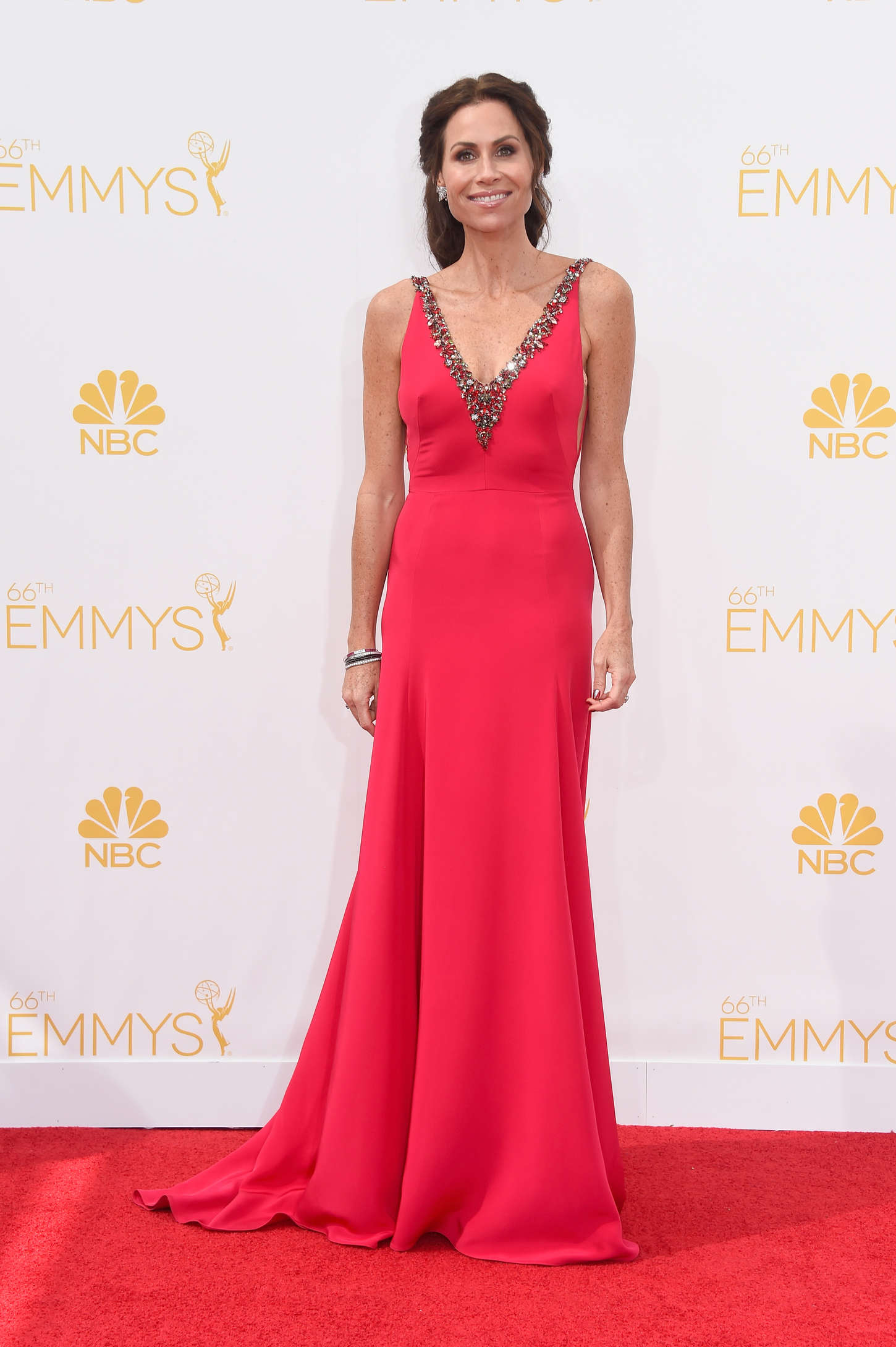 Minnie Driver annual Primetime Emmy Awards in Los Angeles