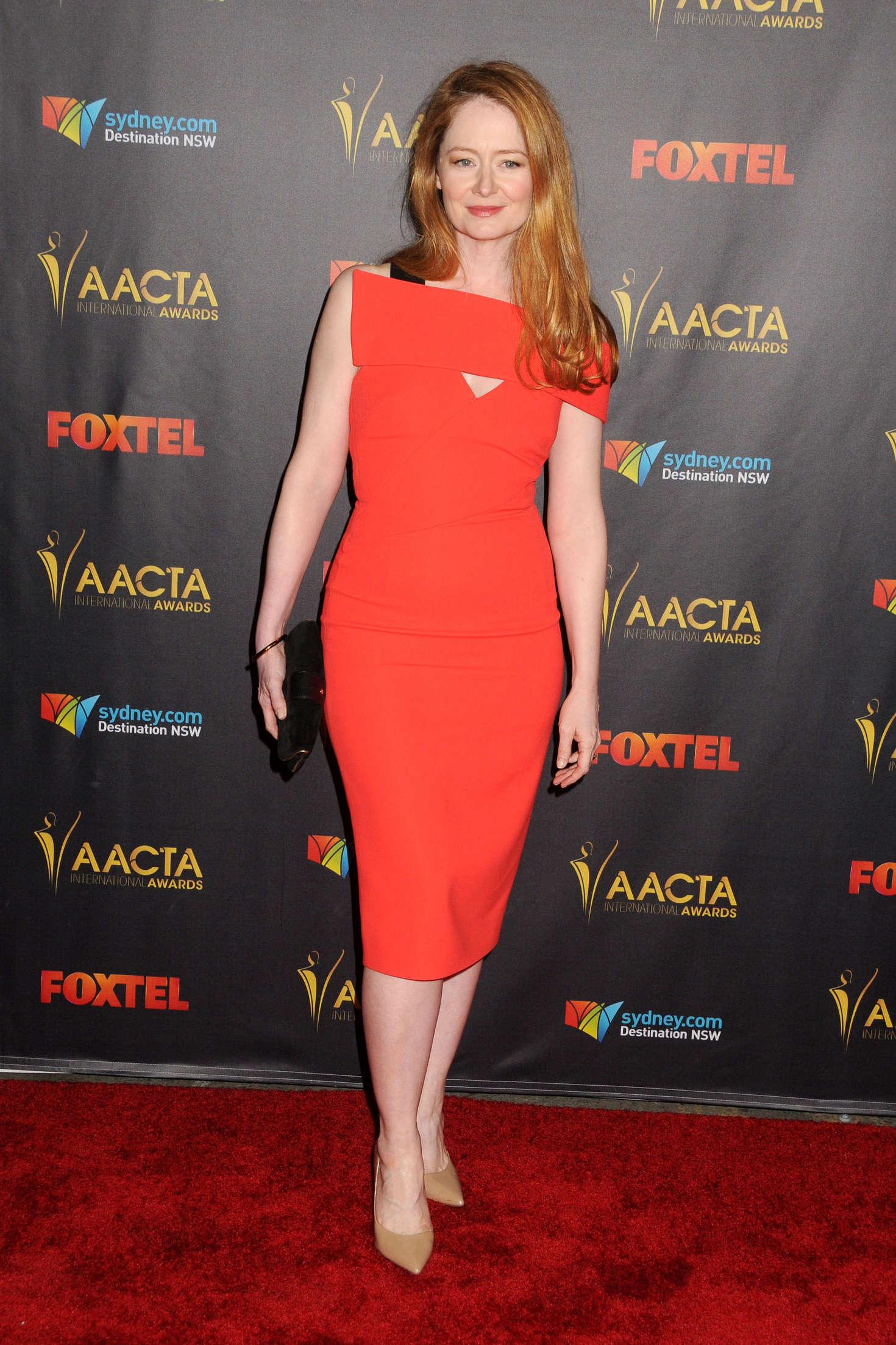 Miranda Otto Annual AACTA International Awards in Hollywood
