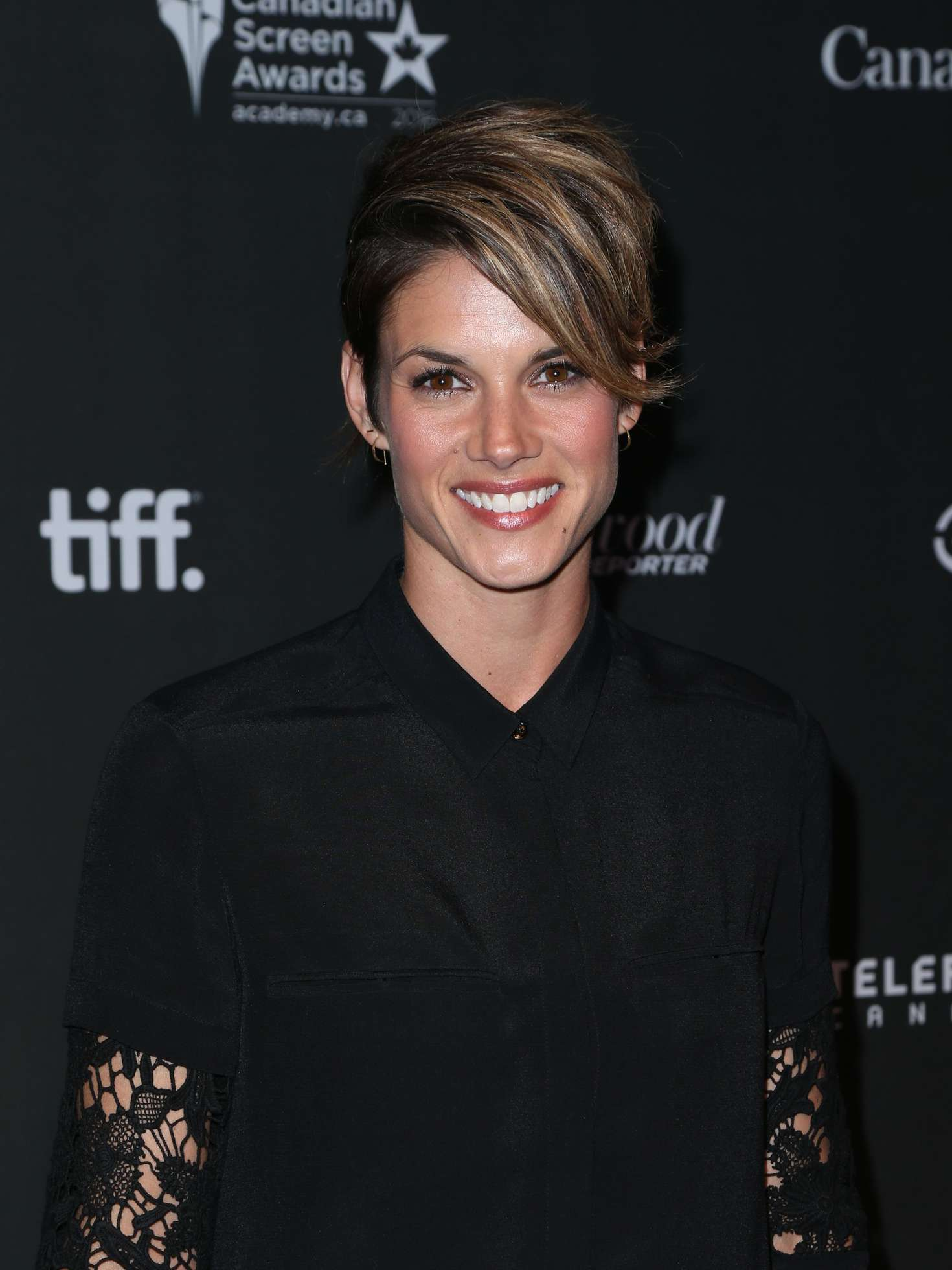 Missy Peregrym Annual An Evening With Canadas Stars in Beverly Hills