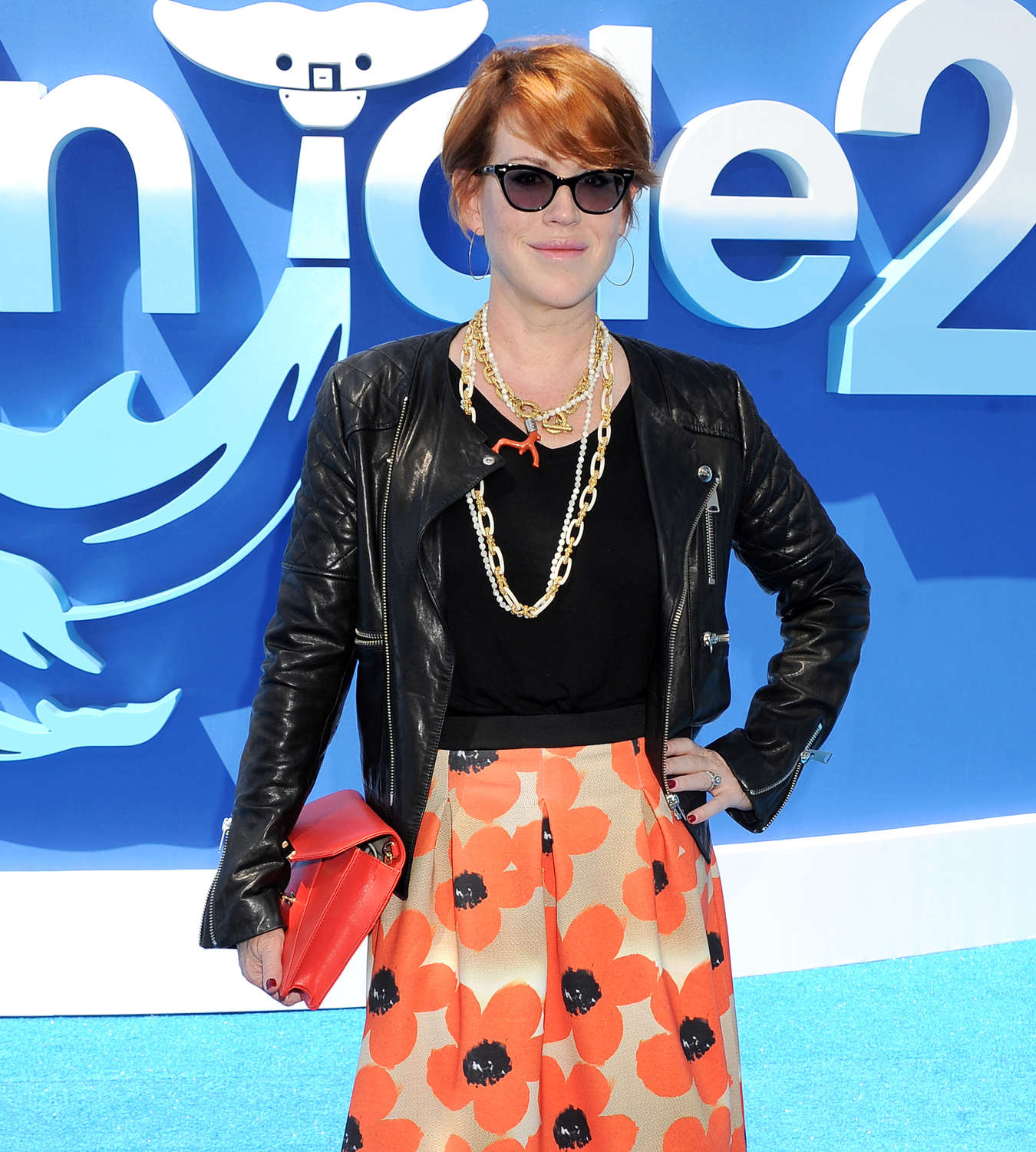 Molly Ringwald Los Angeles Premiere of Dolphin Tale