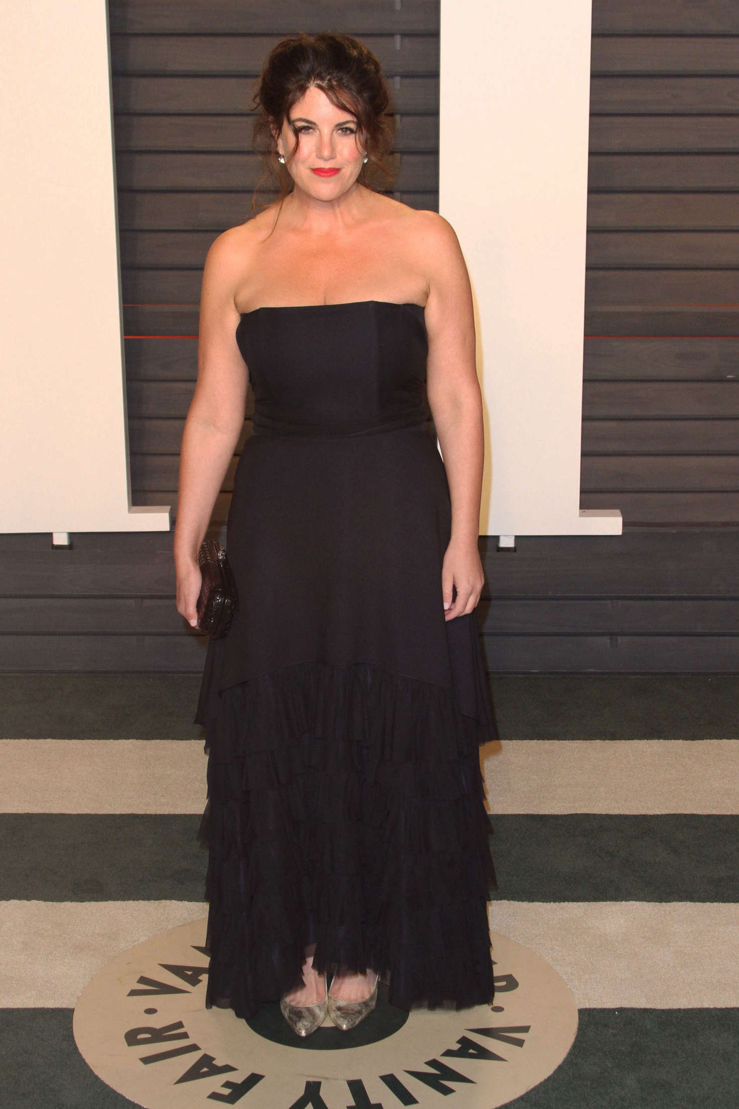 Monica Lewinsky Vanity Fair Oscar Party in Beverly Hills