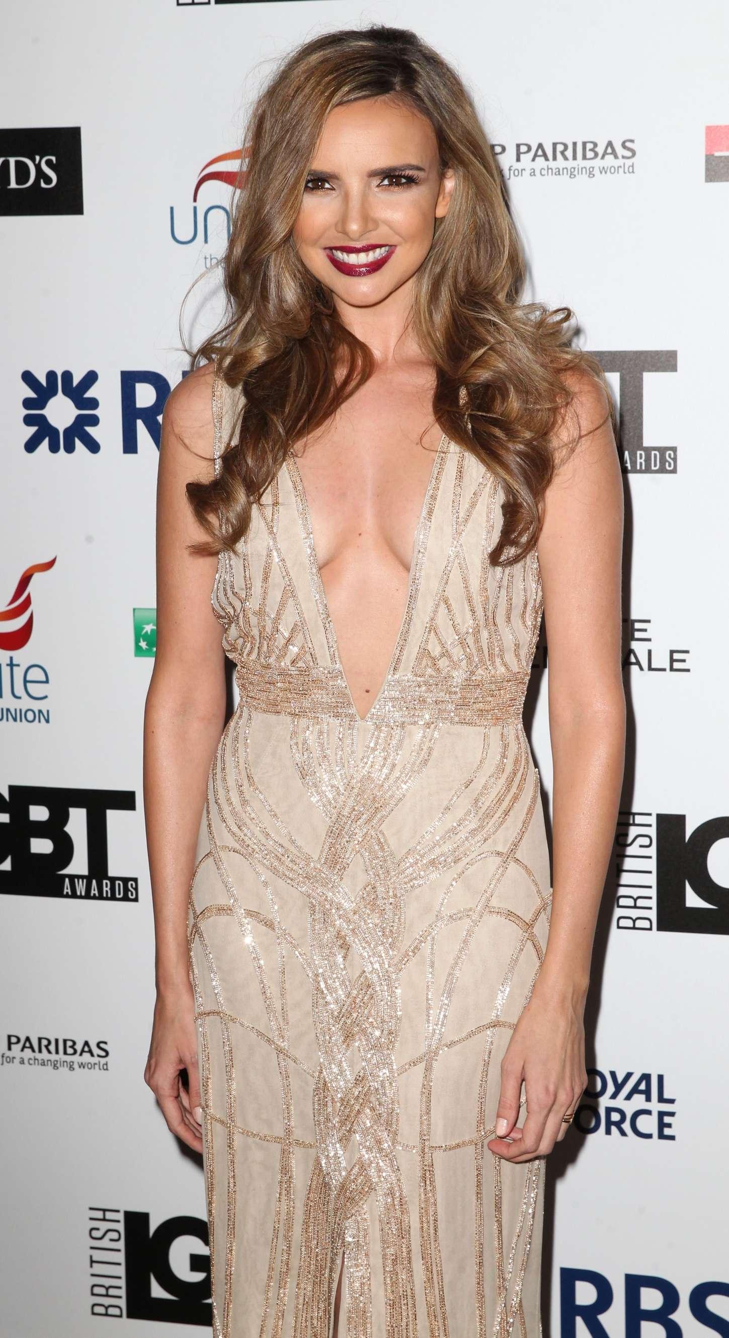 Nadine Coyle LGBT Awards in London