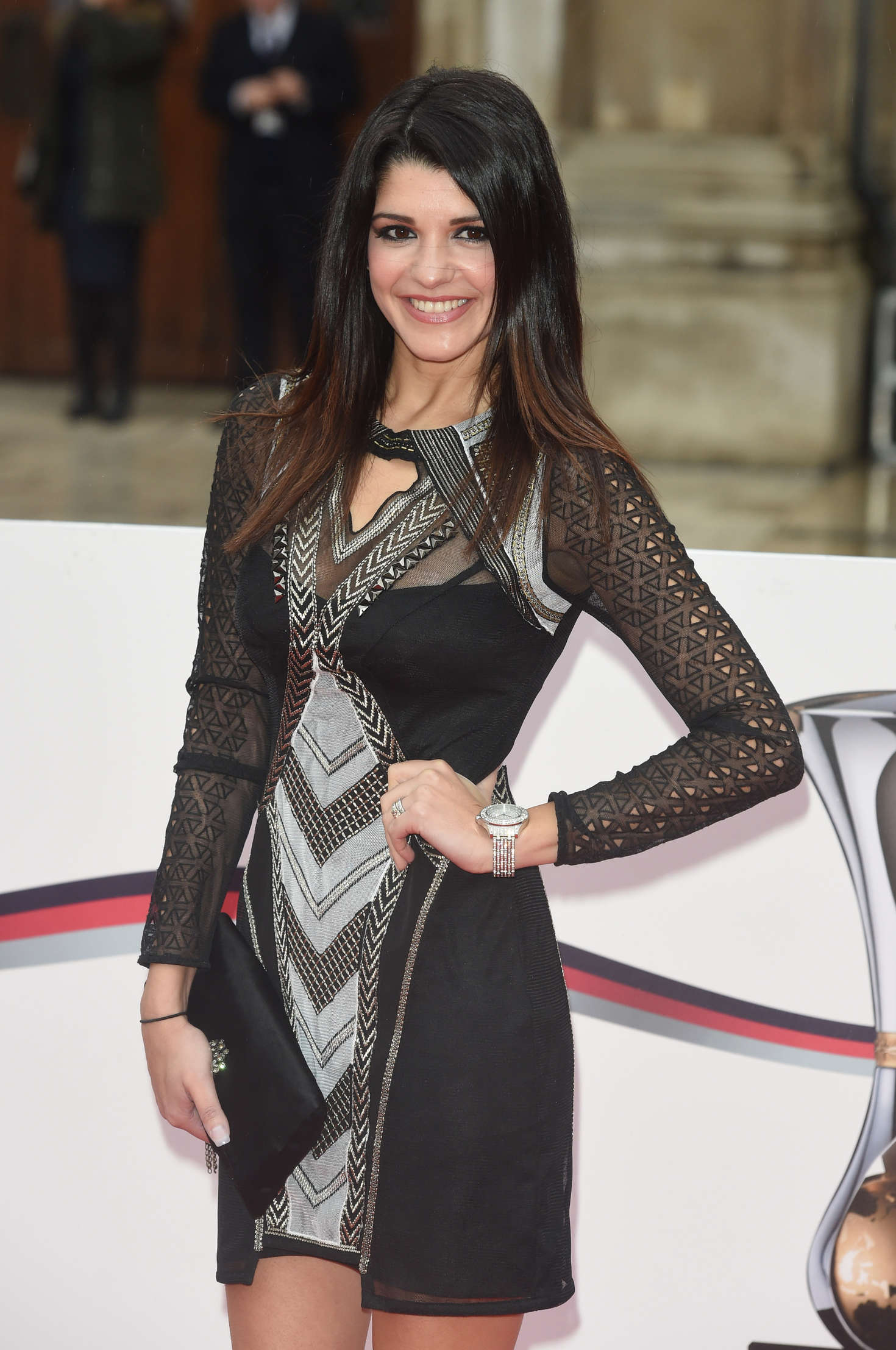 Natalie Anderson A Night of Heroes The Sun Military Awards in London