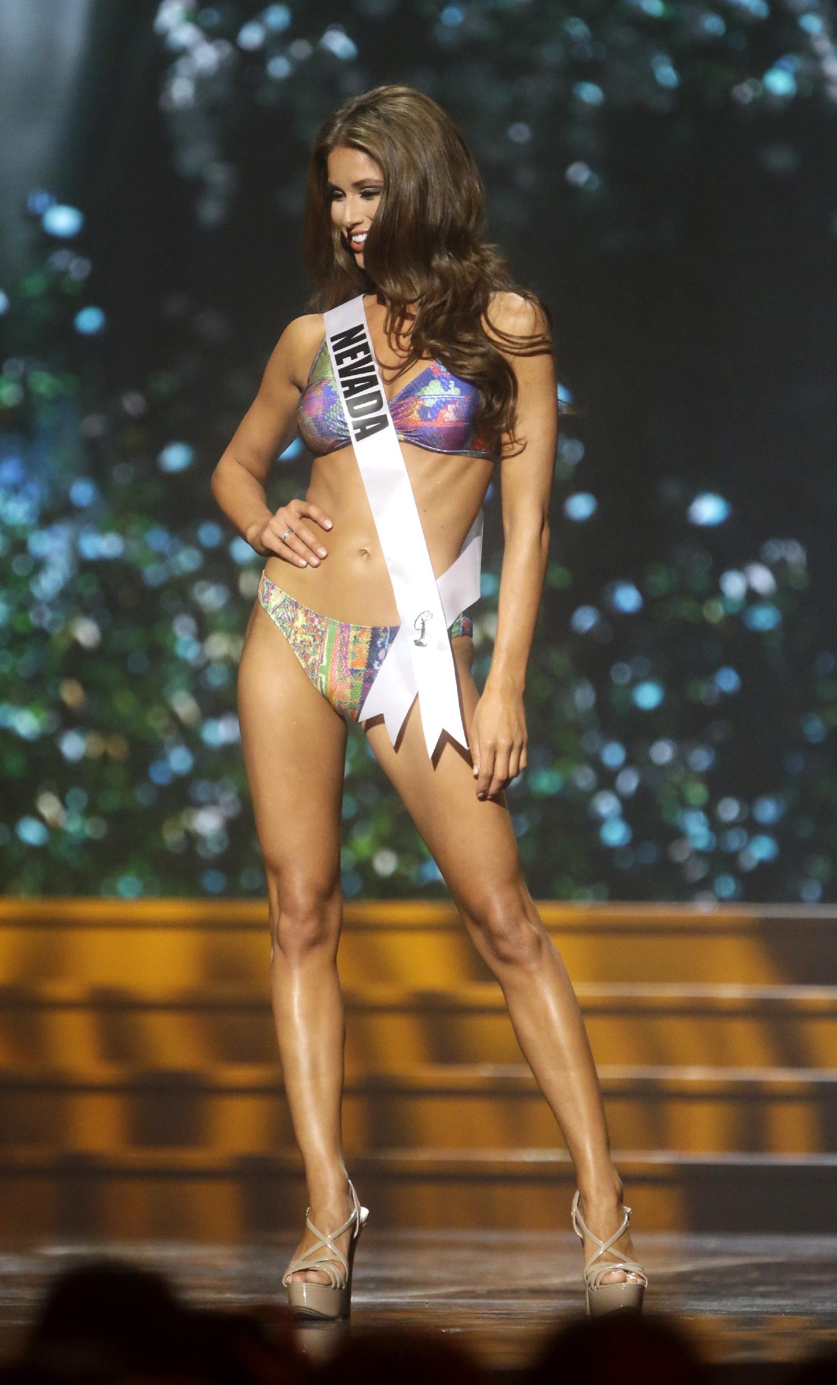 Nia Sanchez Miss USA Preliminary Competition