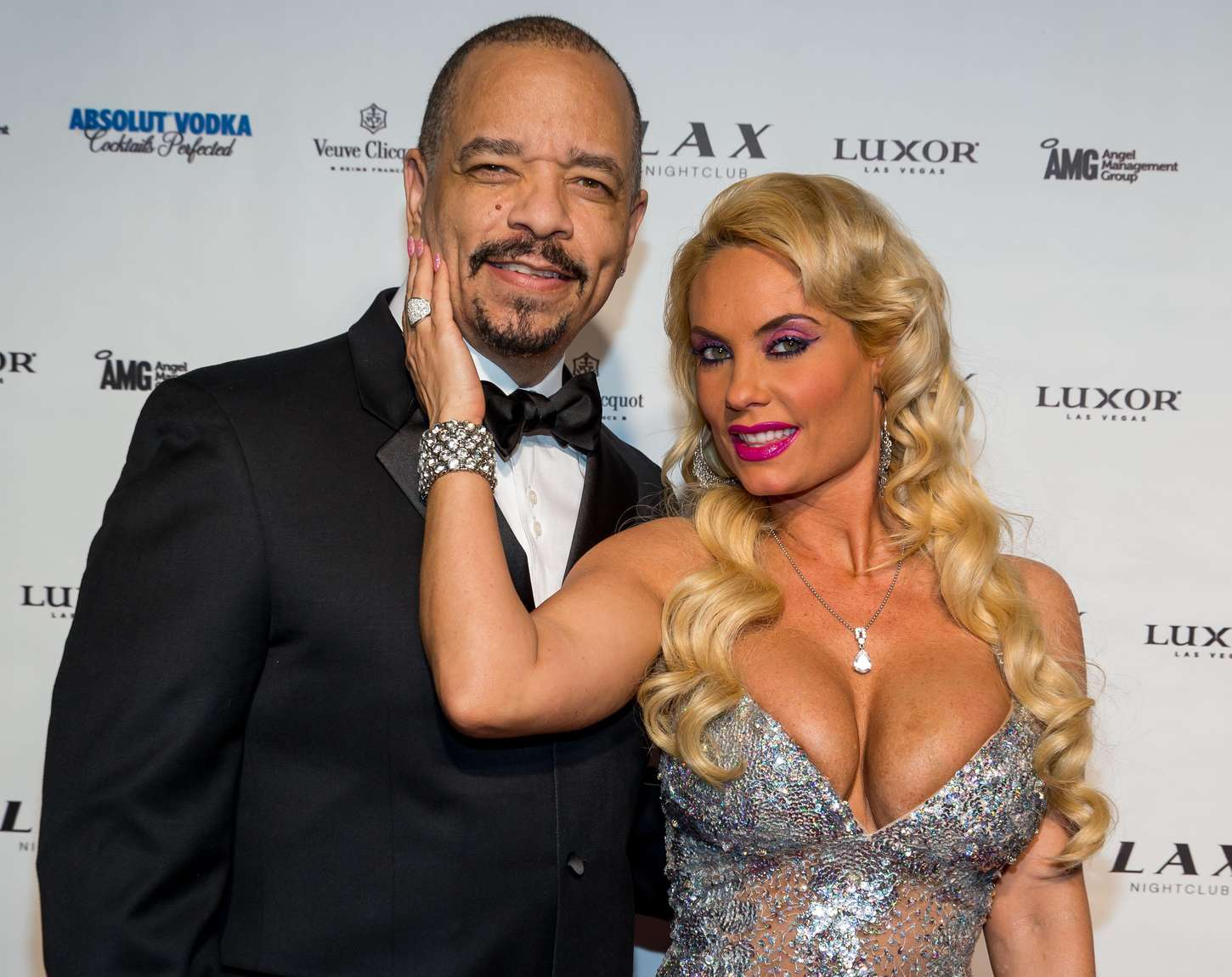 Nicole Coco Austin New Years Eve Party at LAX Nightclub