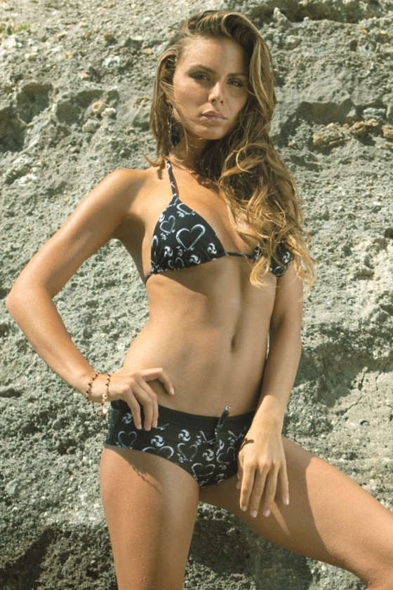 Nina Senicar Bugatti Swimwear and Underwear Photoshoot