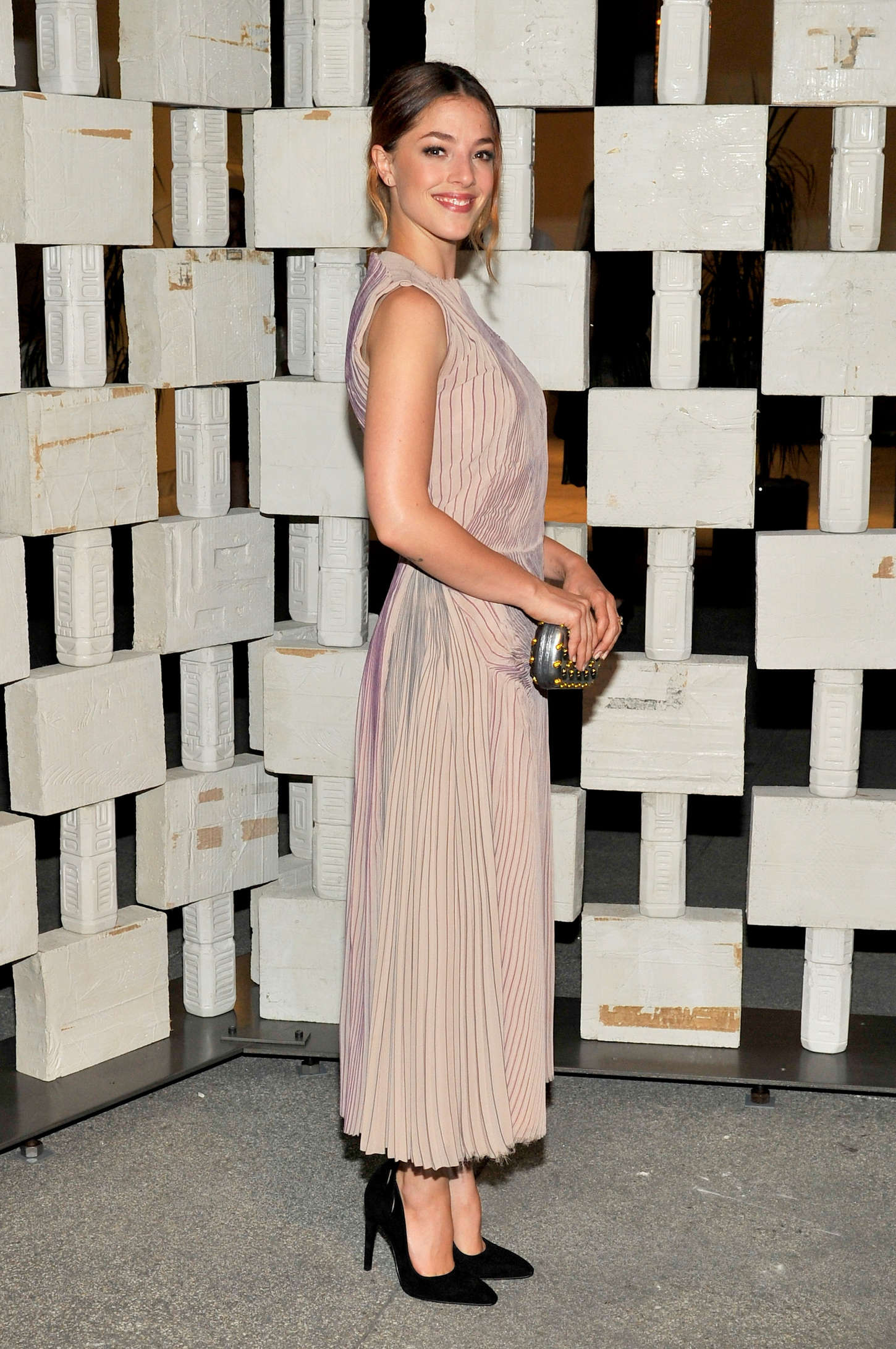 Olivia Thirlby Hammer Museums annual Gala in the Garden in Westwood