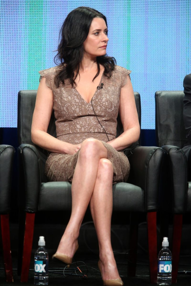 Paget Brewster Grandfathered Panel Summer TCA Tour in Beverly Hills