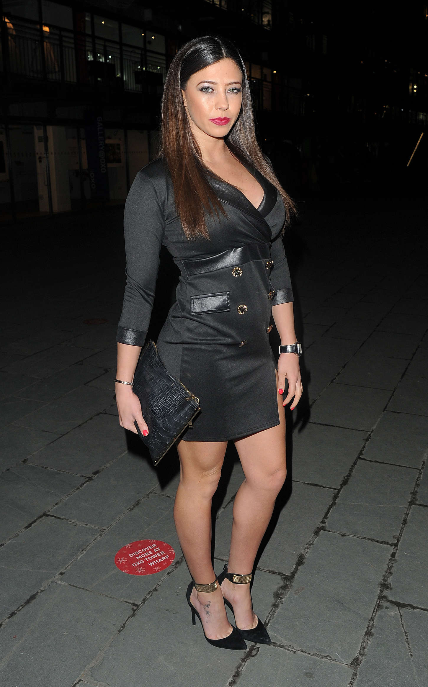 Pascal Craymer John Frieda Launch Party at OXO Tower in London