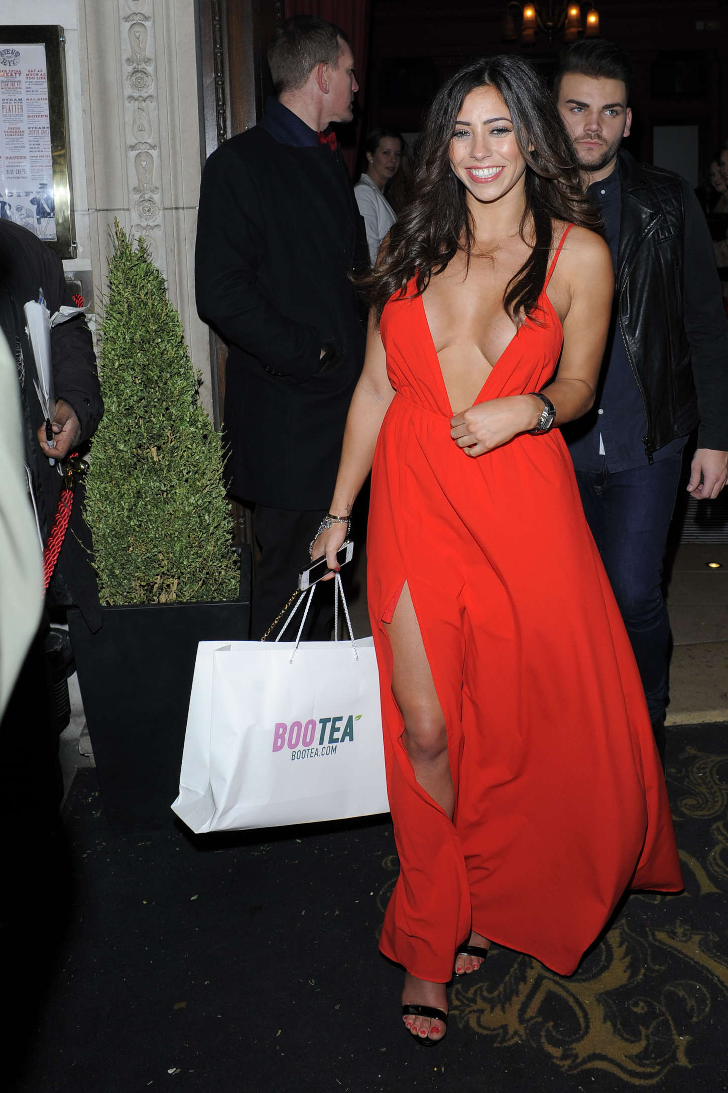 Pascal Craymer The Sun Bizarre Party in London