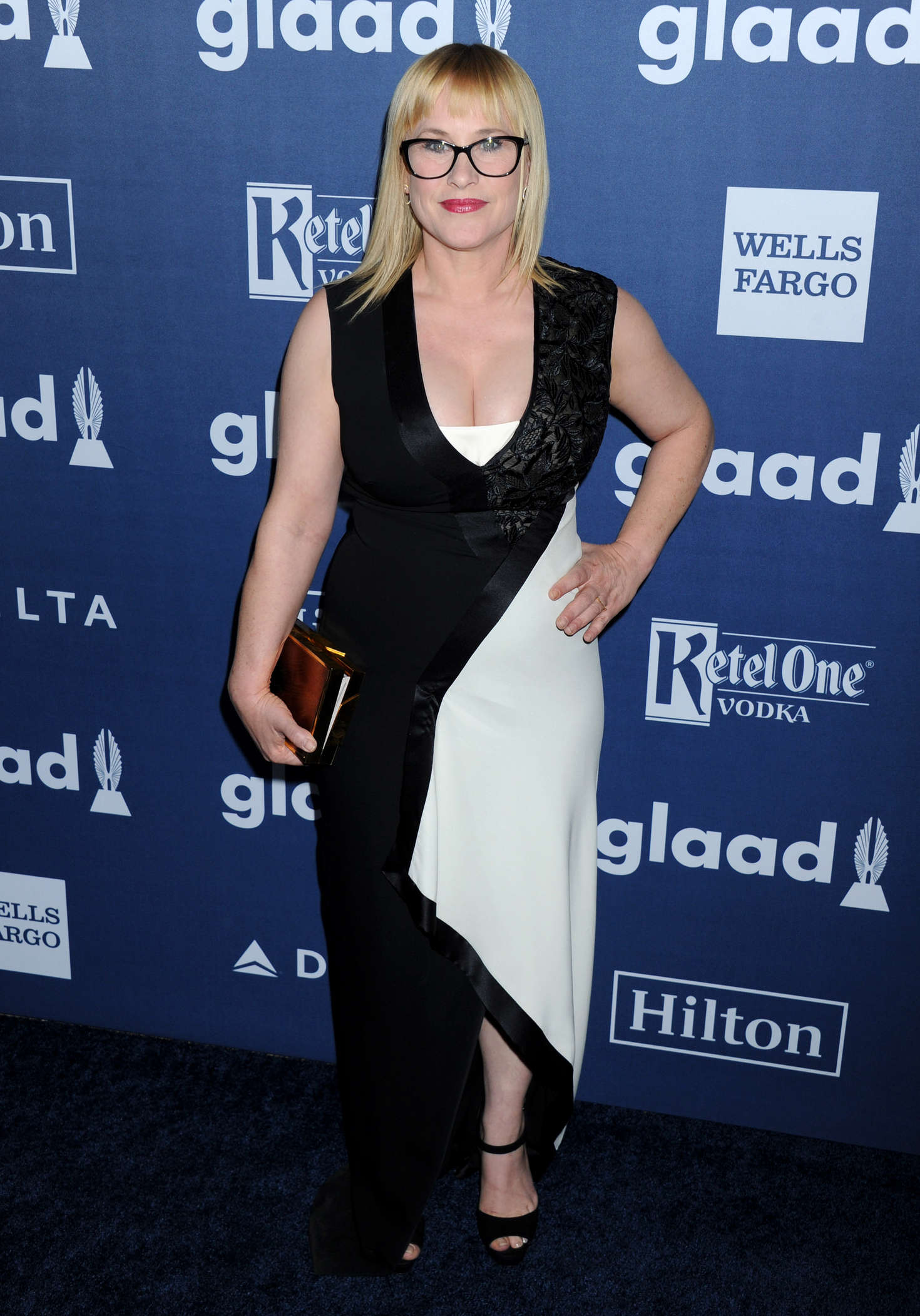 Patricia Arquette Annual GLAAD Media Awards in Beverly Hills
