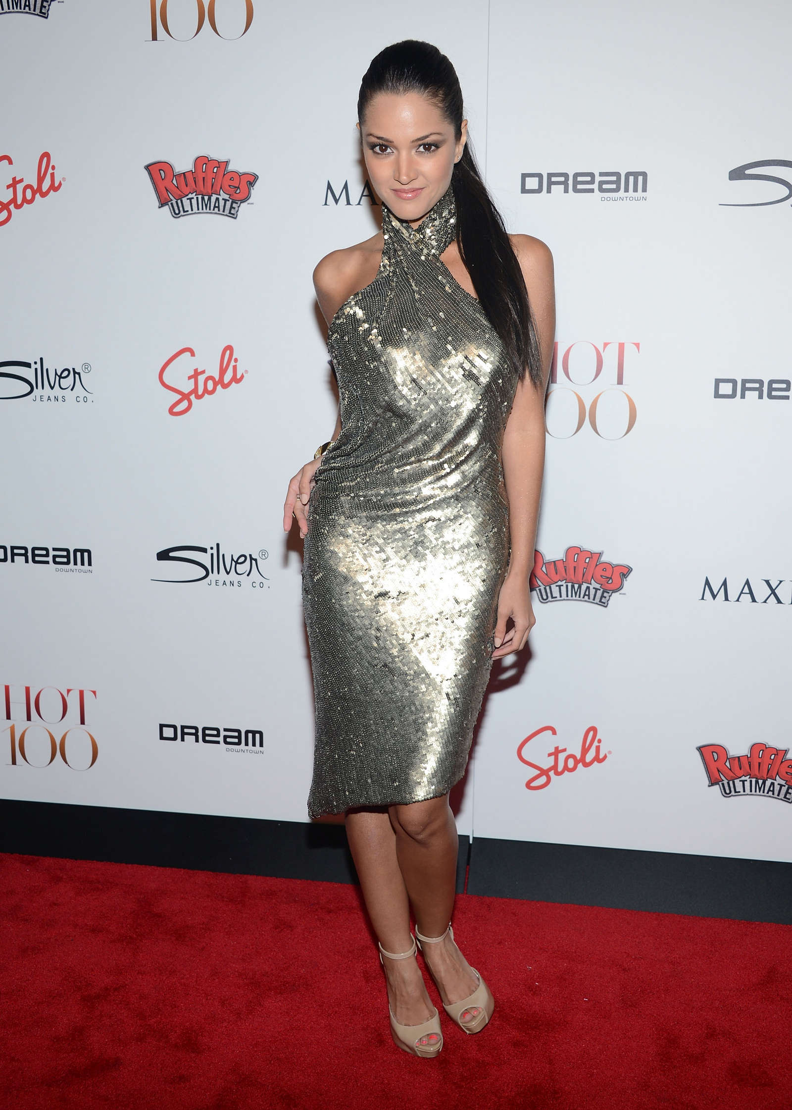 Paula Garces Maxim Hot party in New York