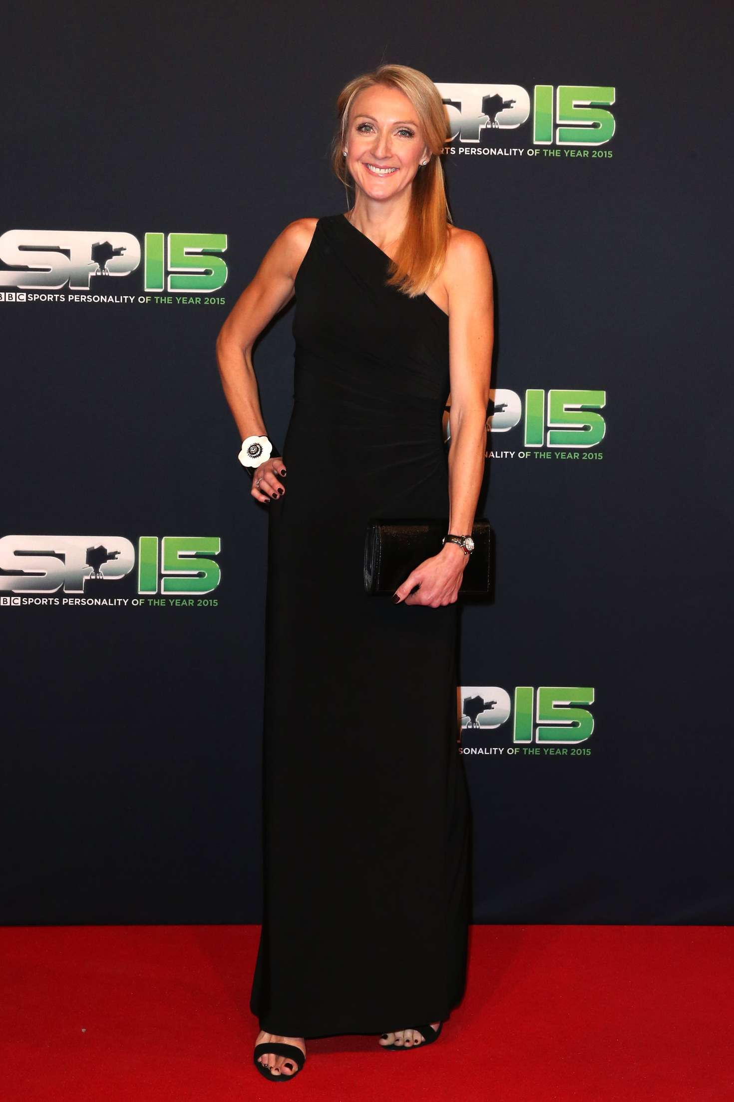 Paula Radcliffe BBC Sports Personality Of The Year Award in Belfast