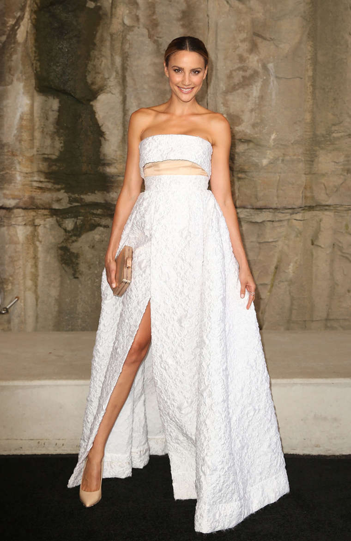 Rachael Finch Myer AW16 Fashion Launch in Sydney
