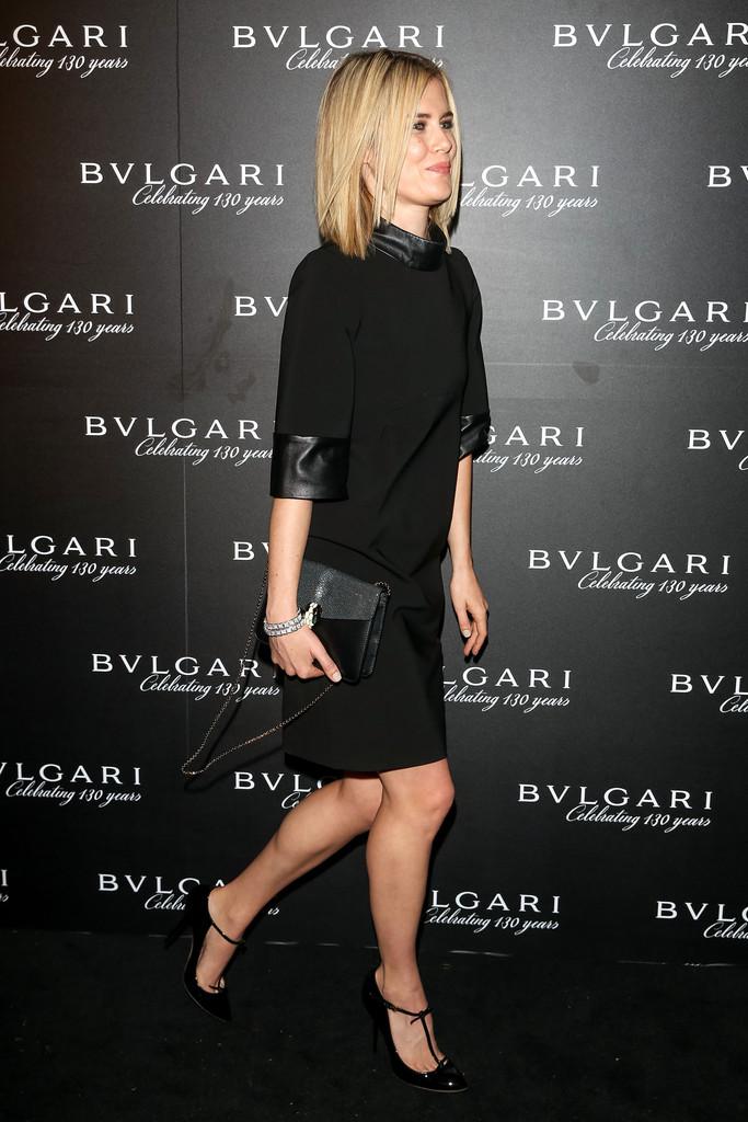 Rachael Taylor Anniversary of Bvlgari Gala Dinner in Sydney