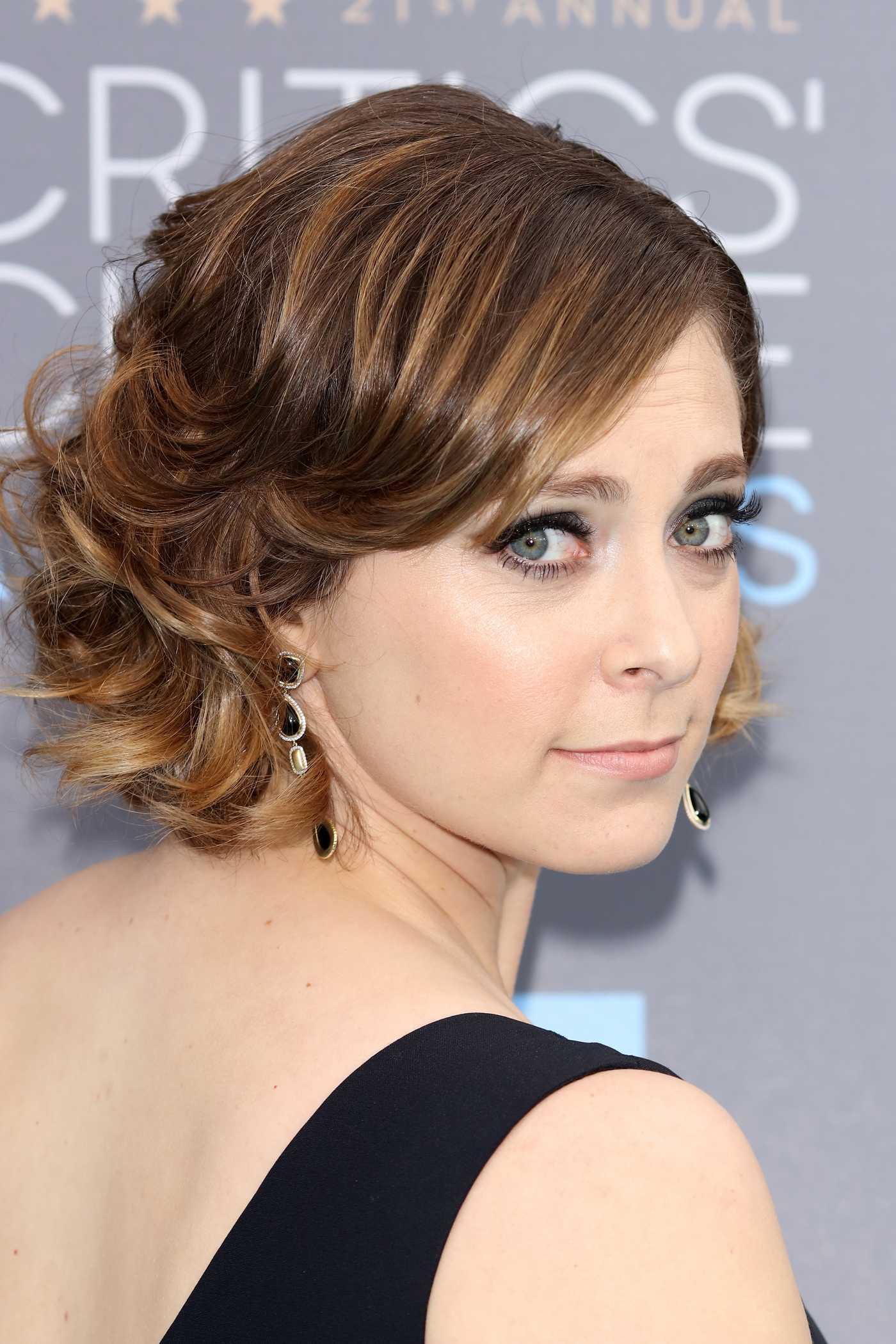 Rachel Bloom Annual Critics Choice Awards in Santa Monica