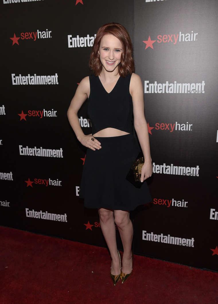 Rachel Brosnahan Entertainment Weeklys SAG Awards Nominees in Los Angeles