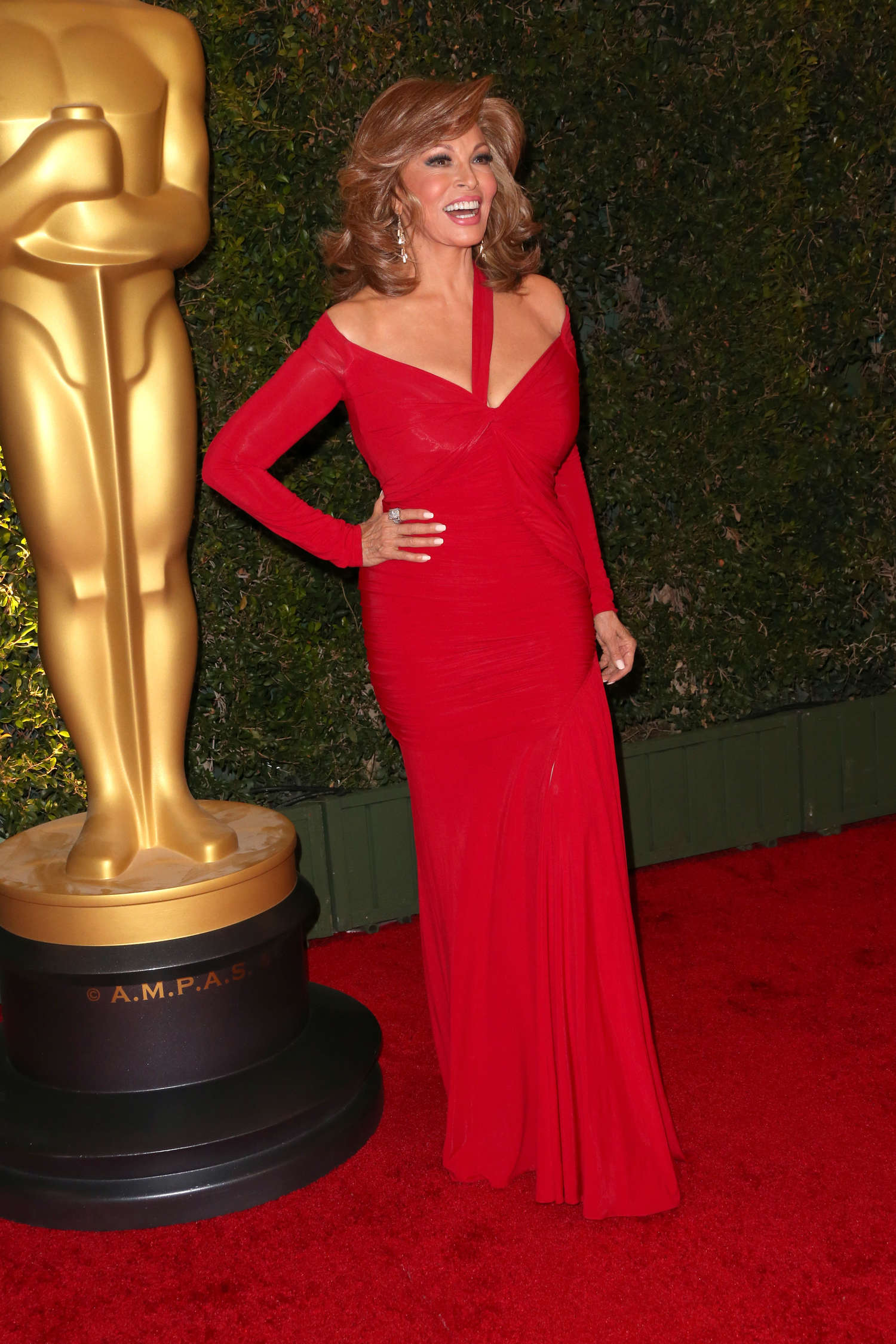 Raquel Welch AMPAS Governors Awards in Hollywood