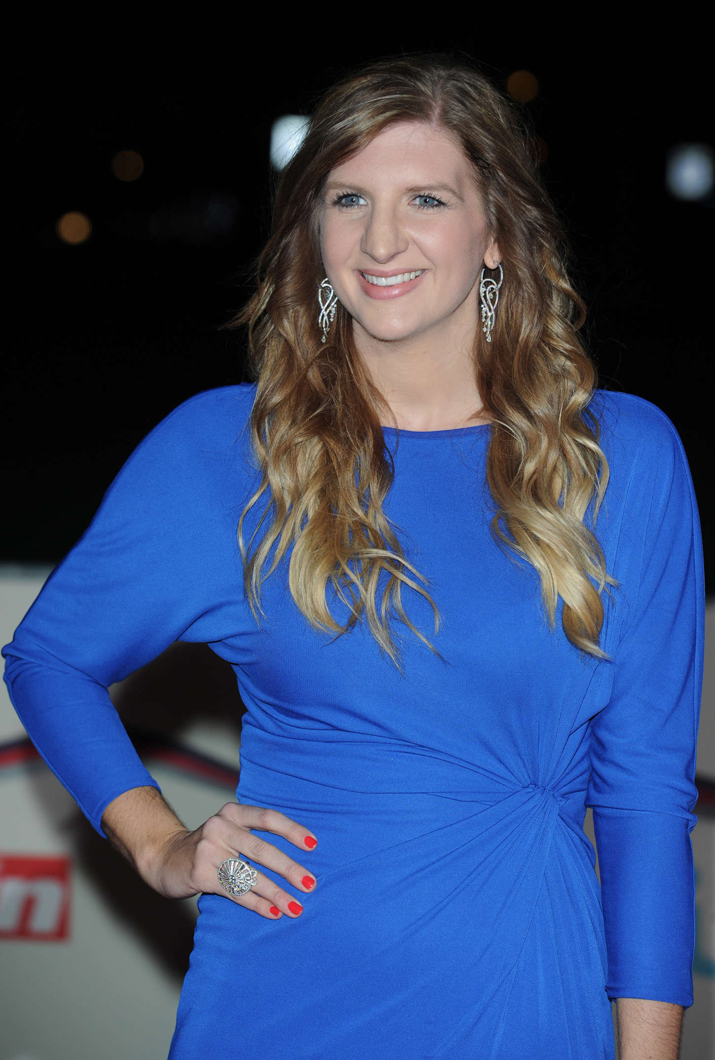 Rebecca Adlington A Night Of Heroes The Sun Military Awards in London
