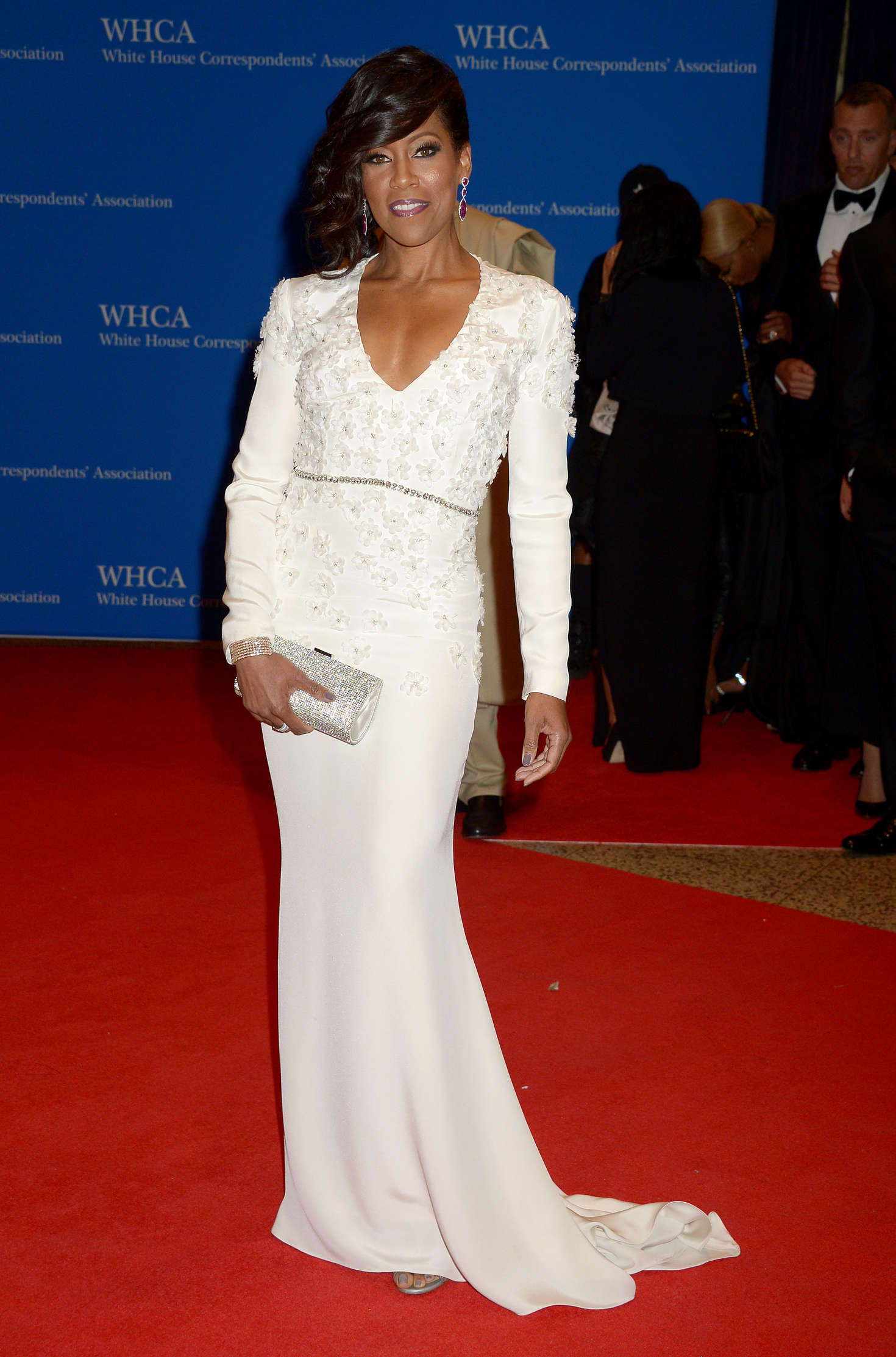 Regina King White House Correspondents Dinner in Washington
