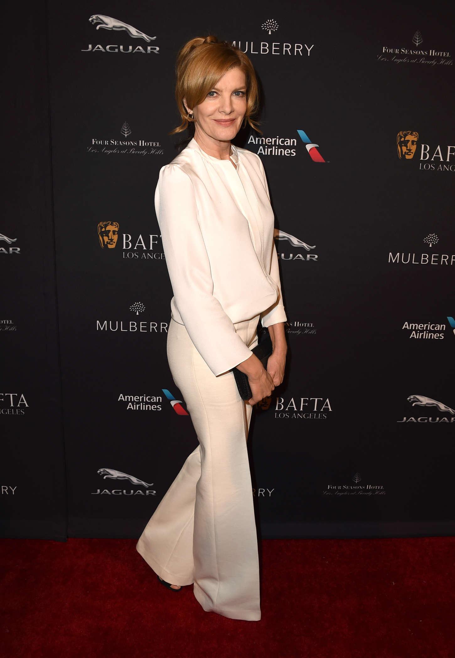Rene Russo BAFTA Los Angeles Tea Party in Beverly Hills