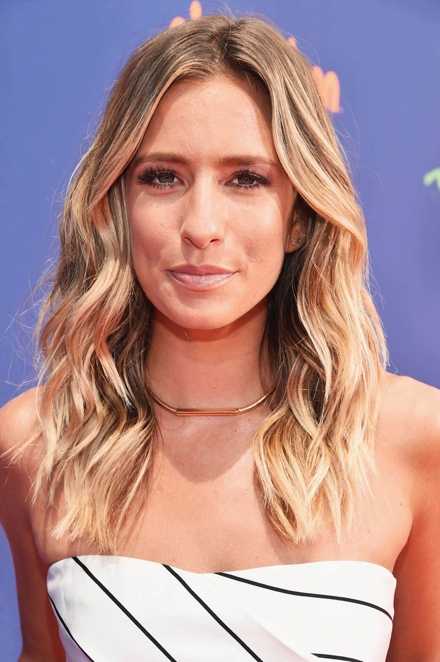 Renee Bargh Nickelodeons Annual Kids Choice Sports Awards in Los Angeles
