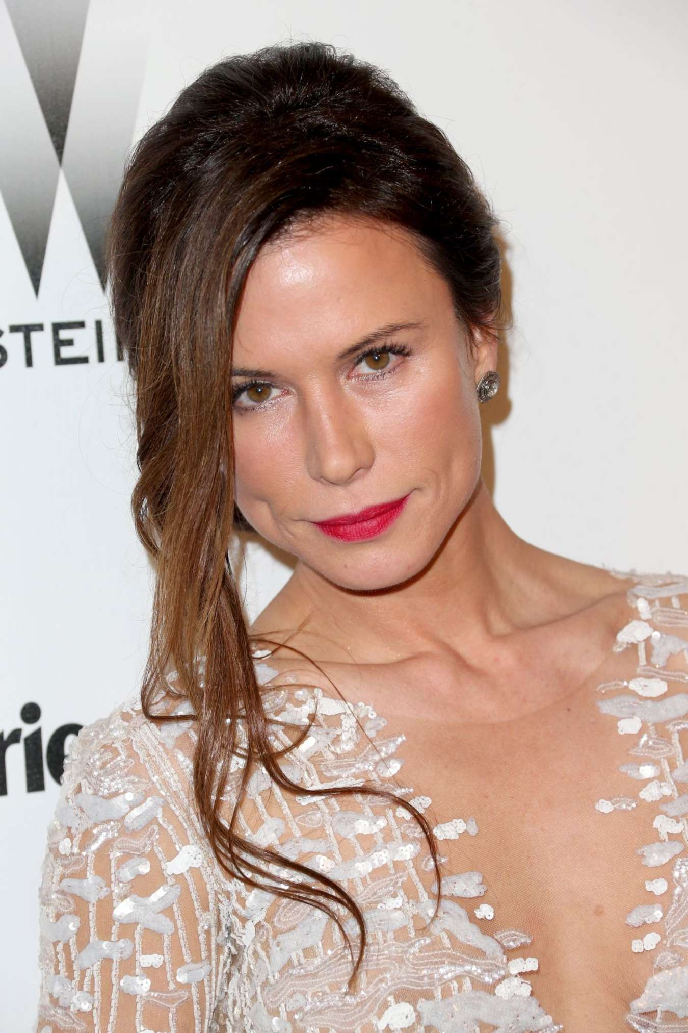 Rhona Mitra The Weinstein Company Netflixs Golden Globes Party in Beverly Hills