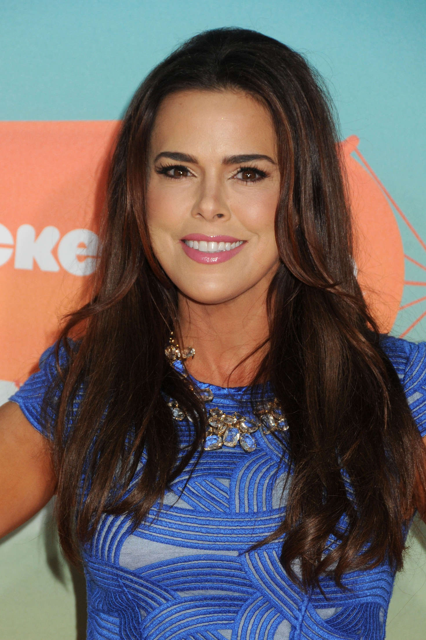 Rosa Blasi Nickelodeon Kids Choice Awards in Inglewood