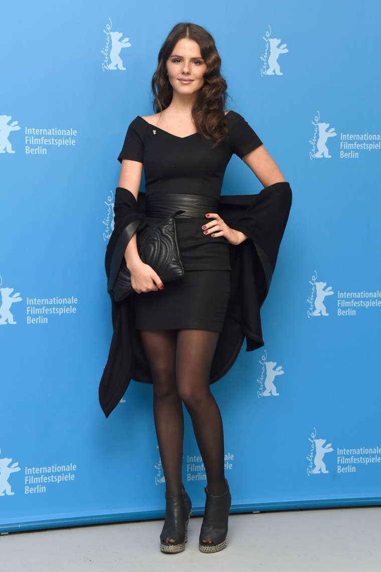 Ruby O. Fee As We Were Dreaming Photocall at the Berlin Film Festival