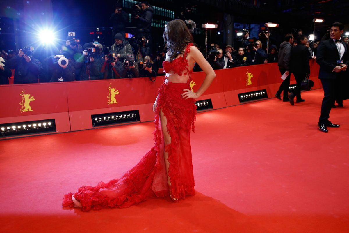 Ruby O. Fee Closing Ceremony of the Berlinale International Film Festival