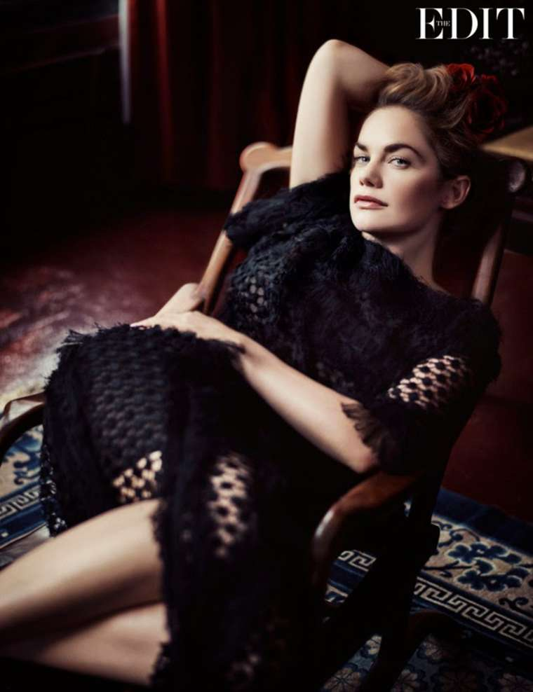 Ruth Wilson The Edit Magazine